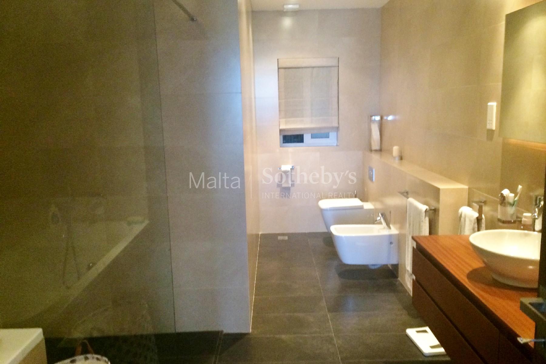 Additional photo for property listing at Stunning Seaview Apartment Ta' Xbiex, Malta Malta
