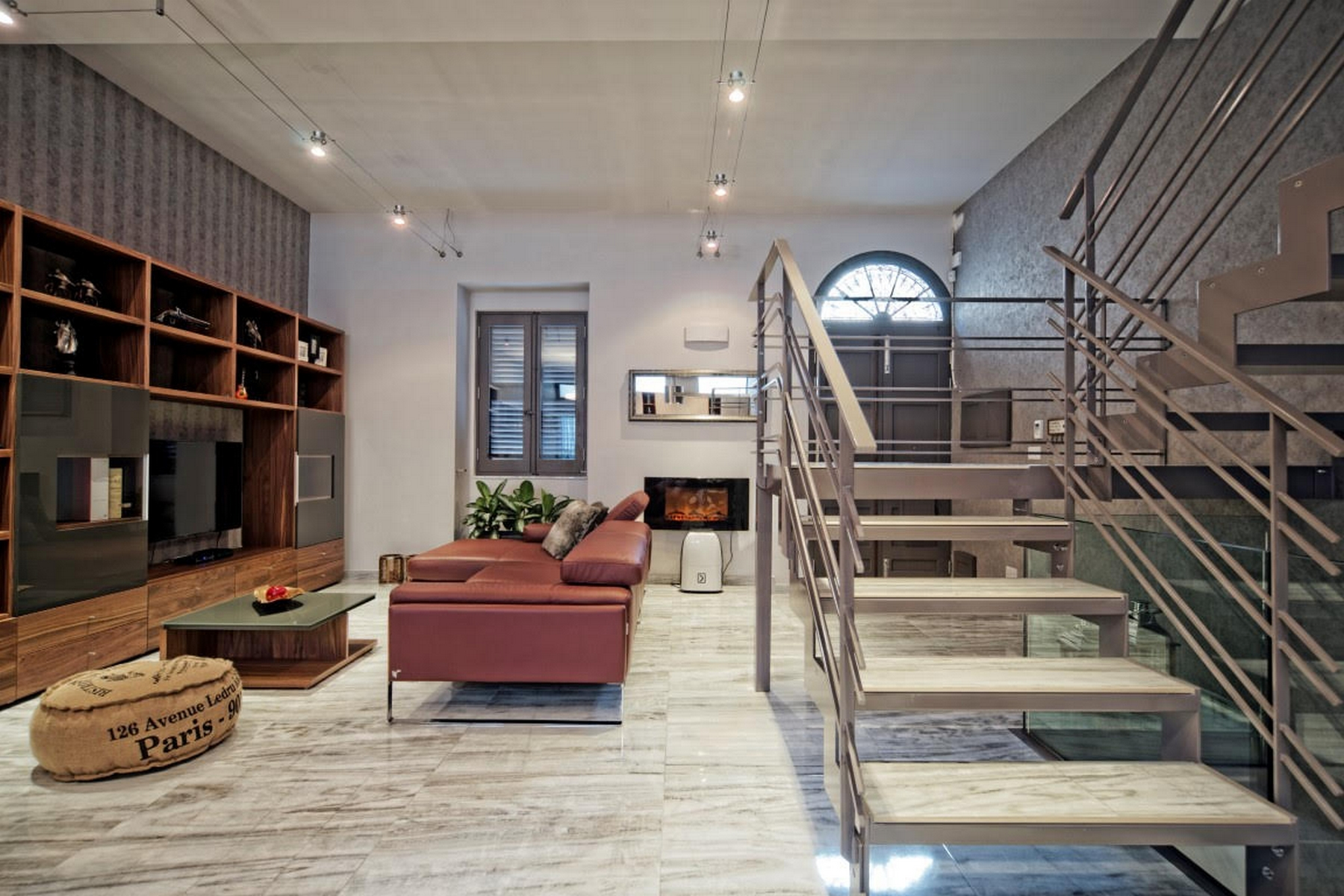 Townhouse for Rent at Three Bedroom Townhouse Sliema, Malta