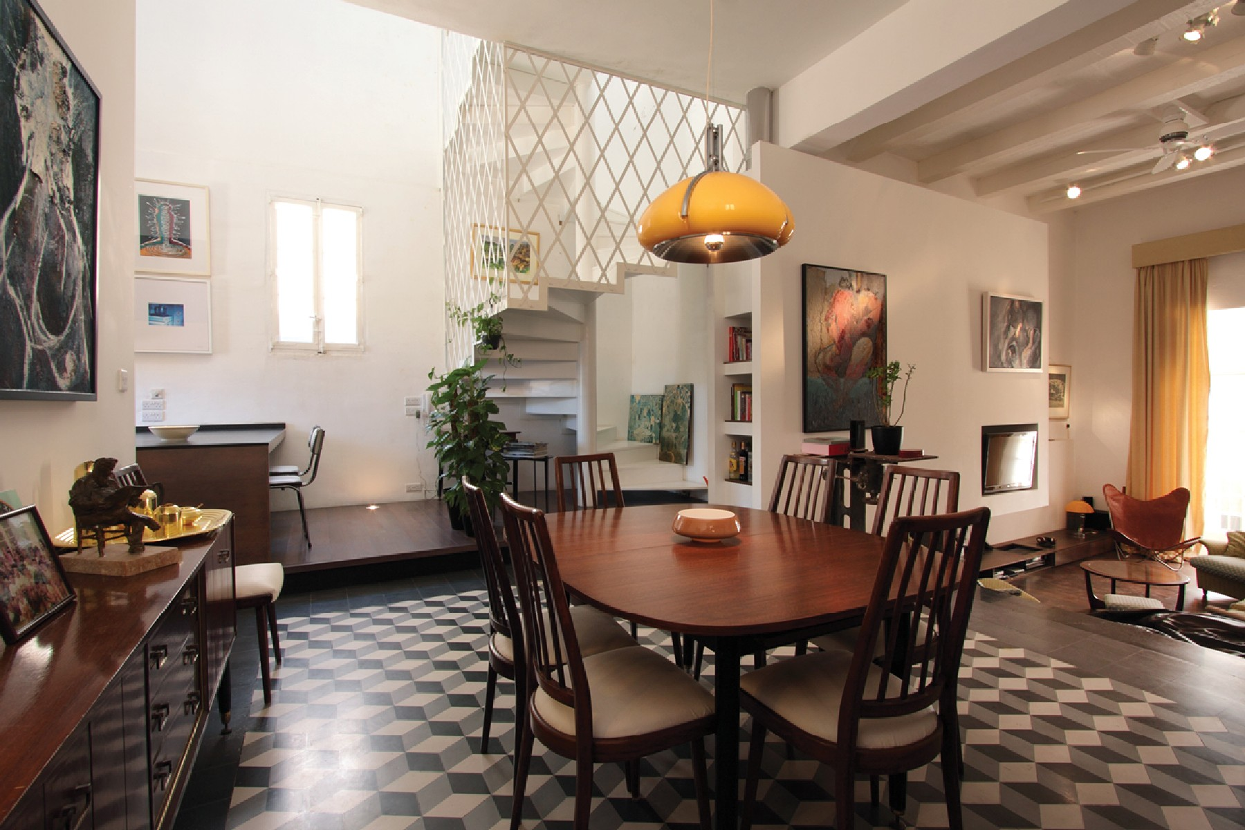 Townhouse for Rent at Furnished Town House Valletta, Malta