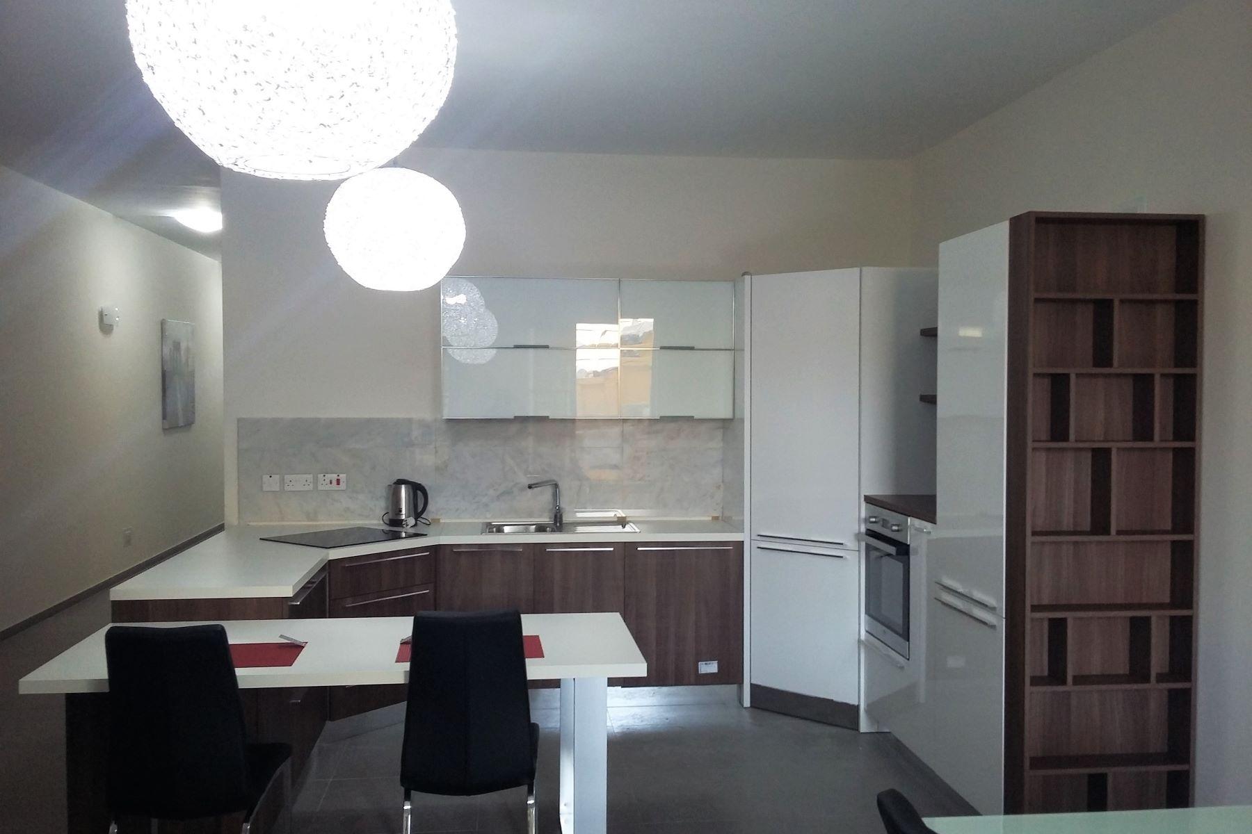 Single Family Home for Rent at Maisonette Apartment Swieqi, Malta