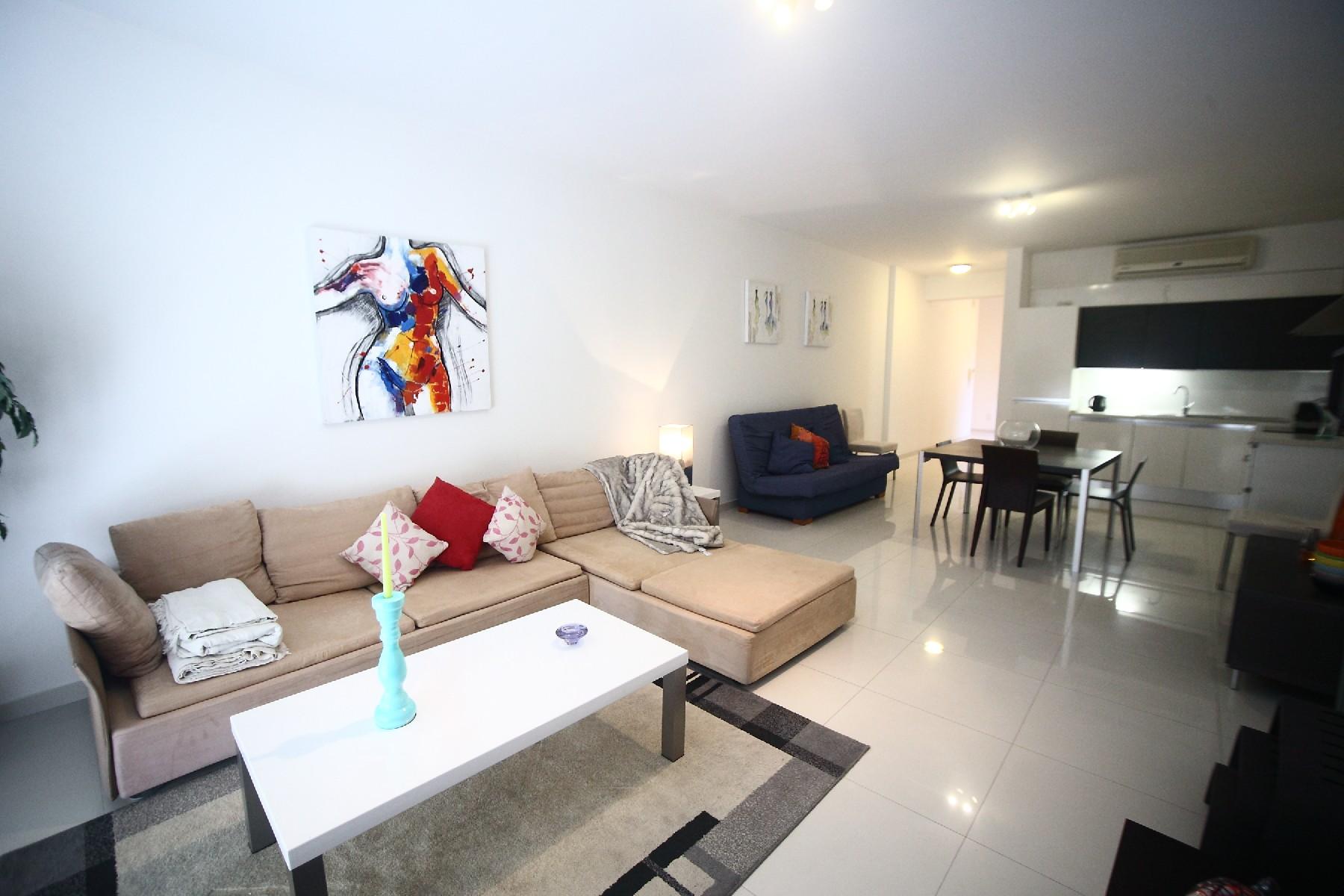 Apartment for Rent at Modern Apartment Swieqi, Malta