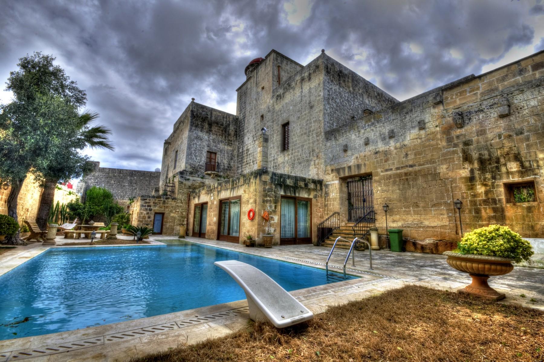 Single Family Home for Sale at Magnificent Palazzo Qormi, Malta Malta