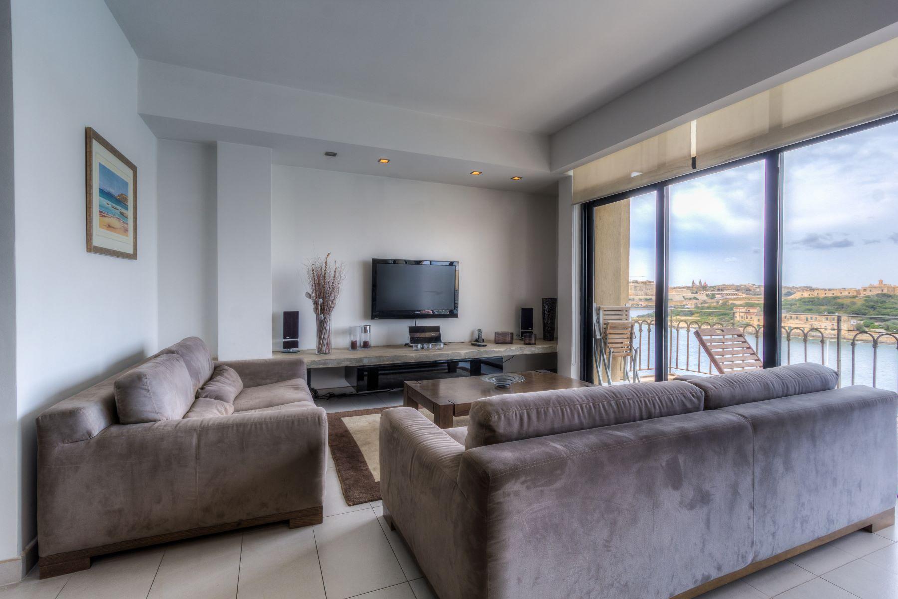 Apartment for Rent at Seafront Apartment Sliema, Malta Malta