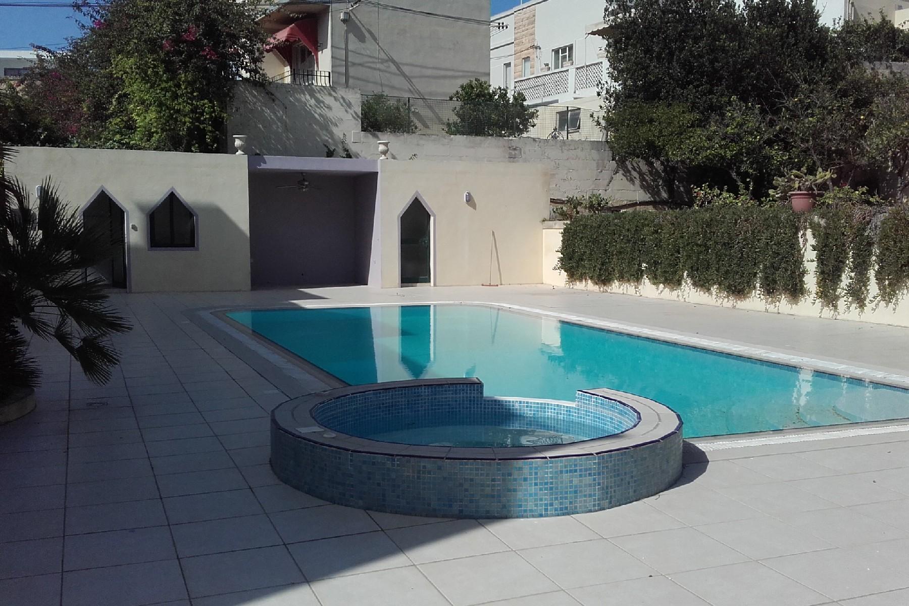 Maison unifamiliale pour l à louer à Detached Villa Swieqi, Malte