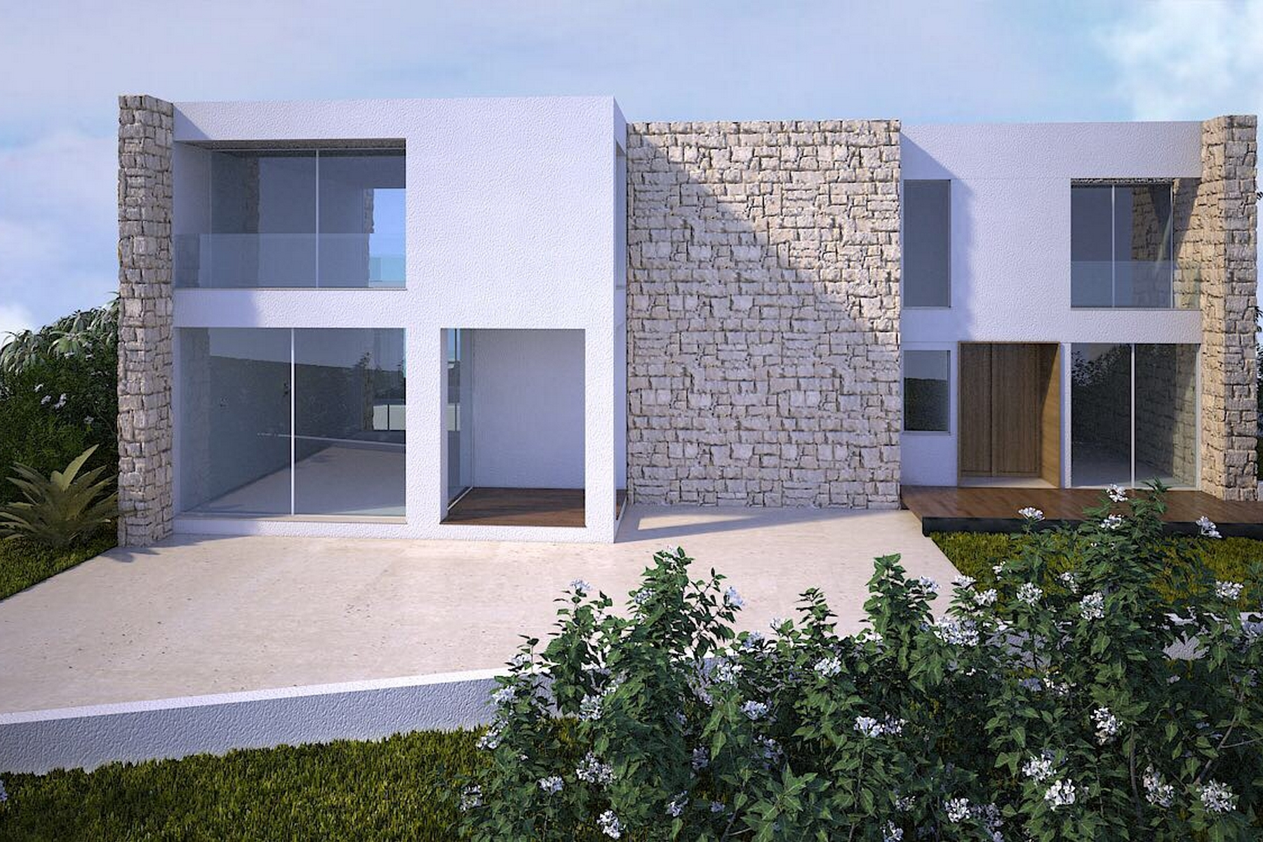 Single Family Home for Sale at Semi Detached Villa Madliena, Malta