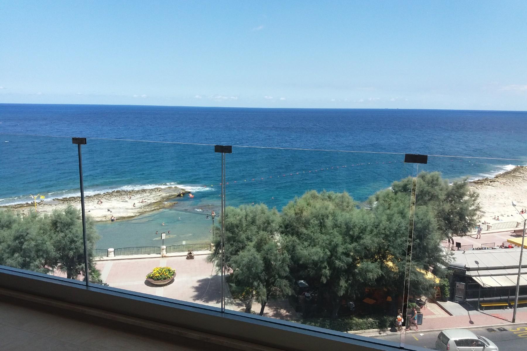 Apartments for Rent at Luxury Seafront Apartment Sliema, Malta Malta