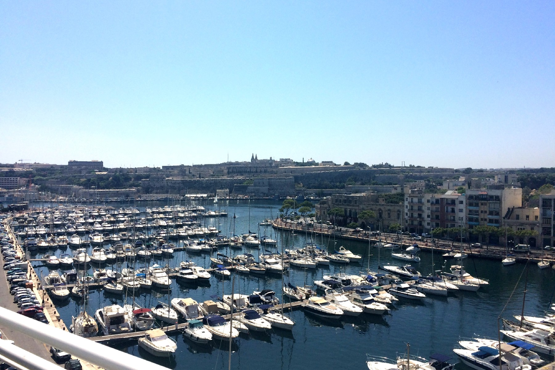 Apartment for Rent at Stunning Seaview Apartment Ta' Xbiex, Malta Malta