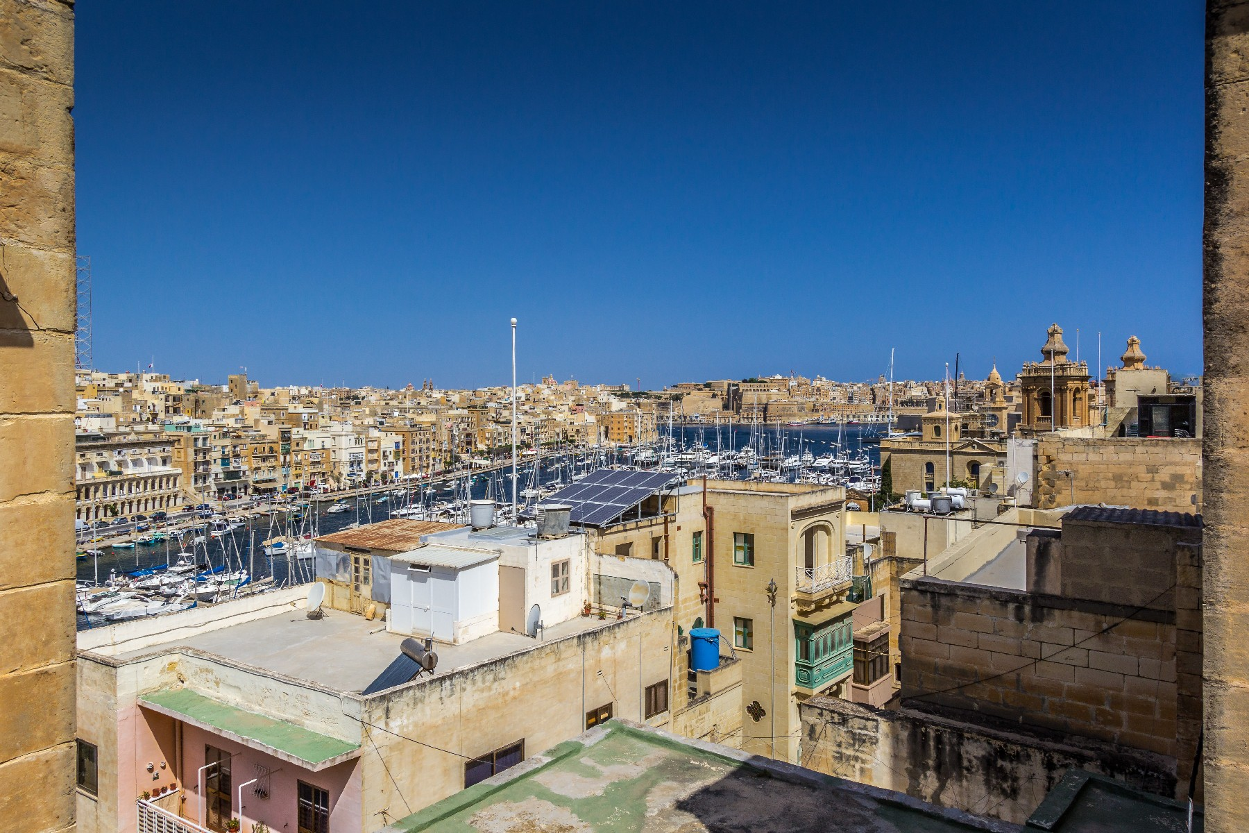Other Residential for Sale at Historic Seaview Property Vittoriosa, Malta