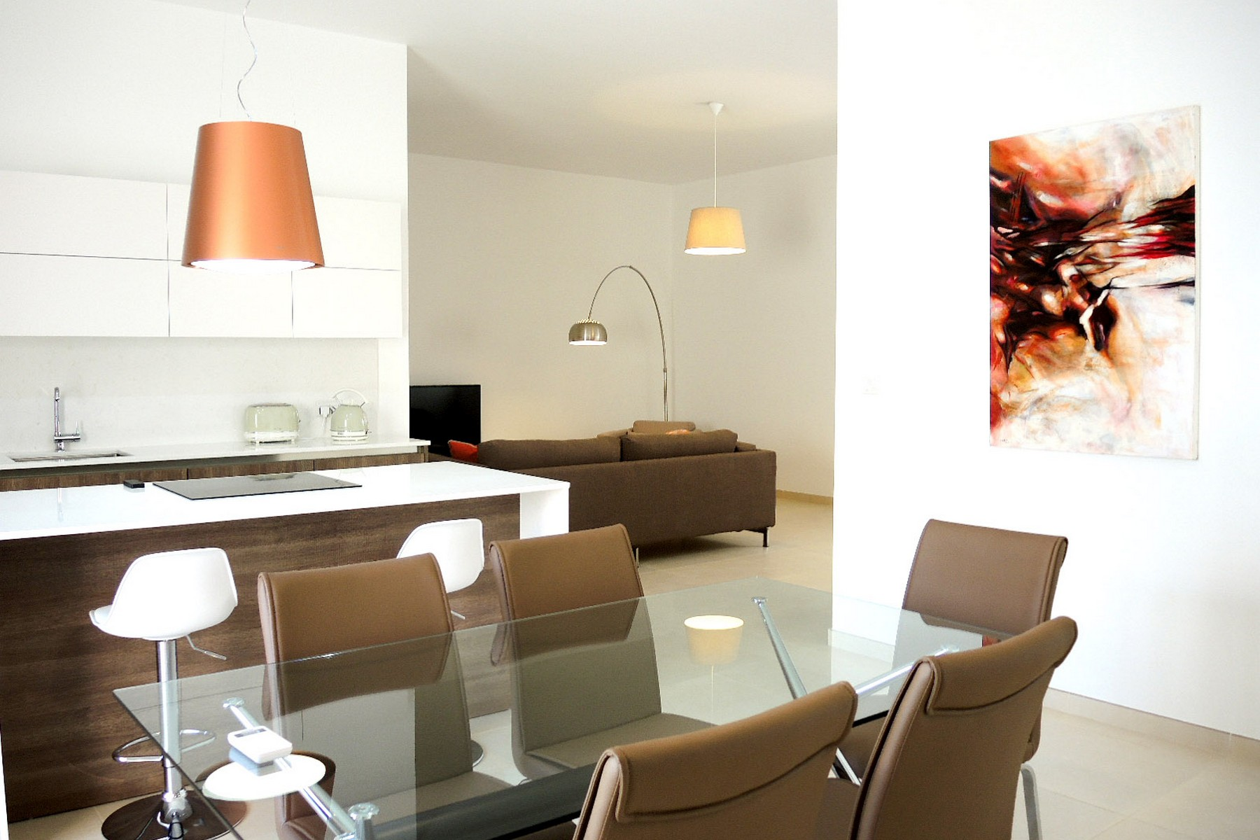Квартира для того Аренда на Modern Apartment Ibragg, Мальта