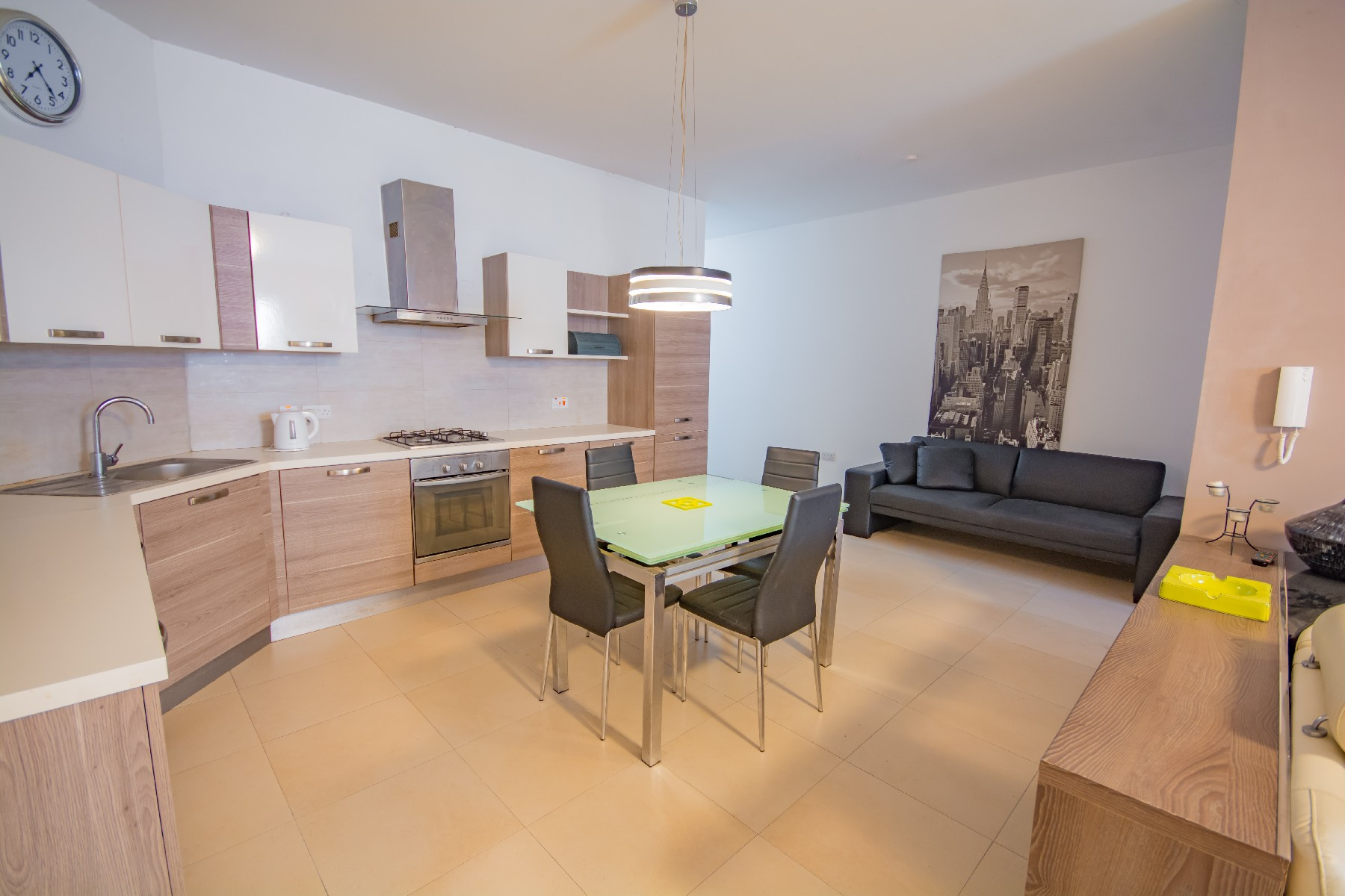 Single Family Home for Rent at Ground Floor Maisonette Swieqi, Malta