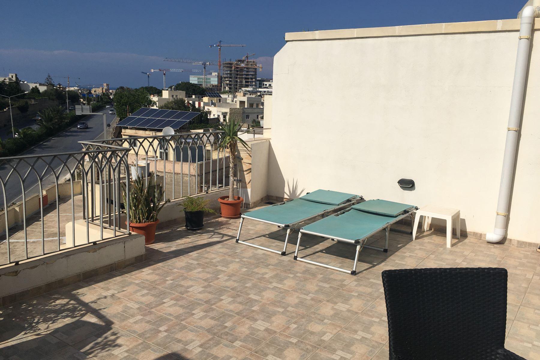Apartment for Rent at Penthouse St. Julian's, Malta Malta