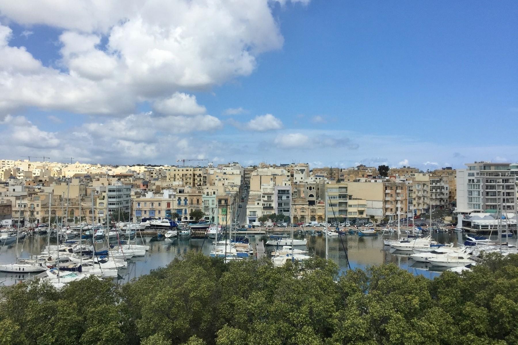 公寓 为 销售 在 Marina View Apartment Msida, 马尔他