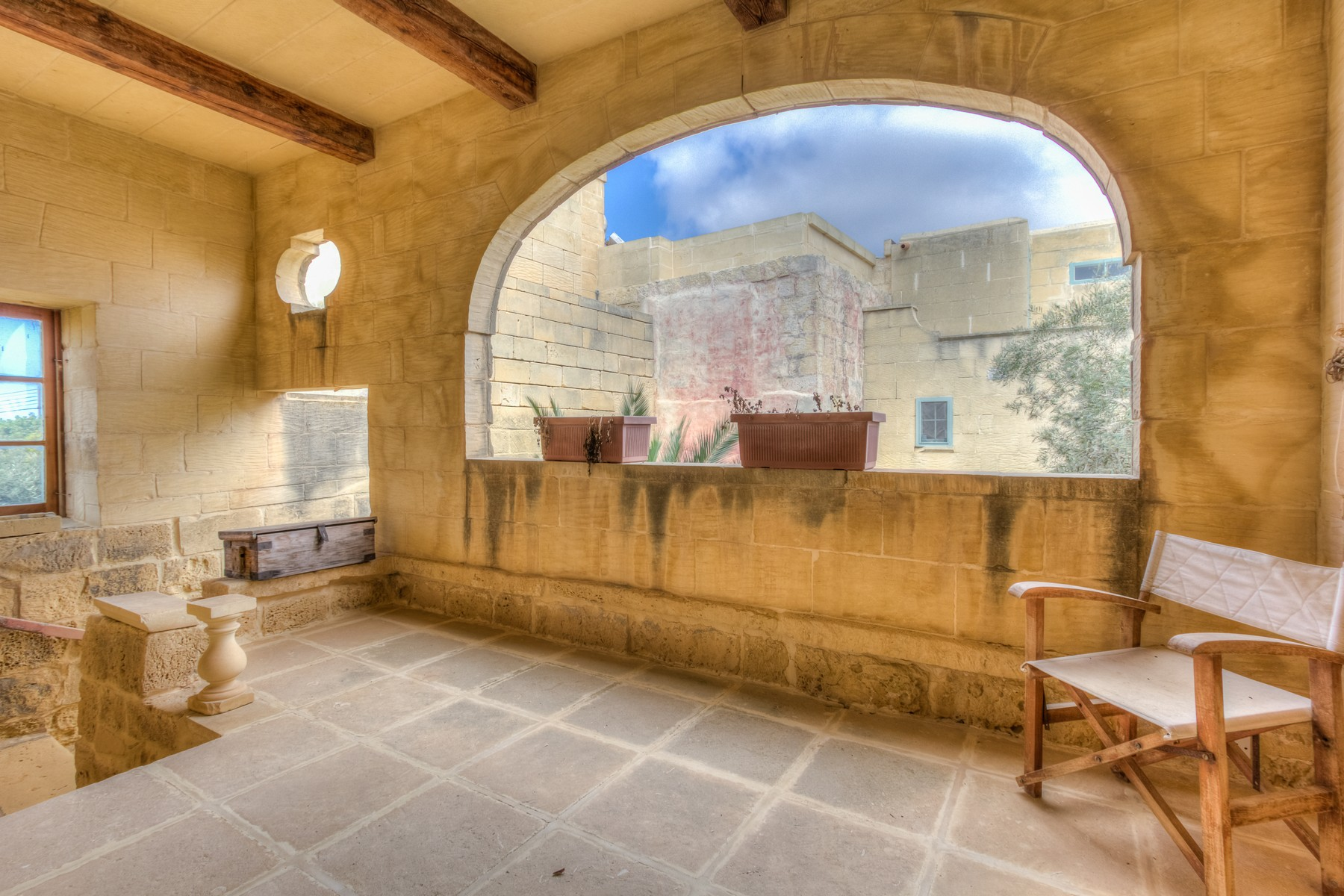 Additional photo for property listing at Converted Farmhouse San Lawrenz, Gozo Malta