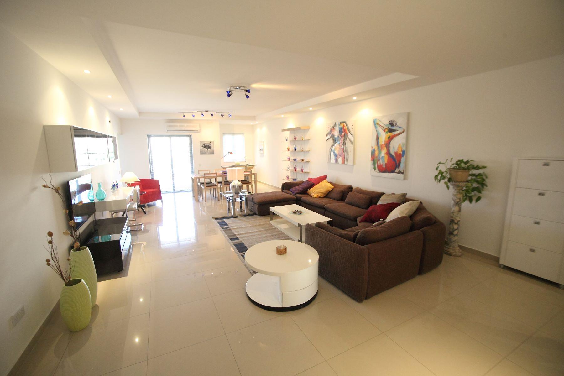 Apartment for Rent at Spacious Modern Apartment Swieqi, Malta