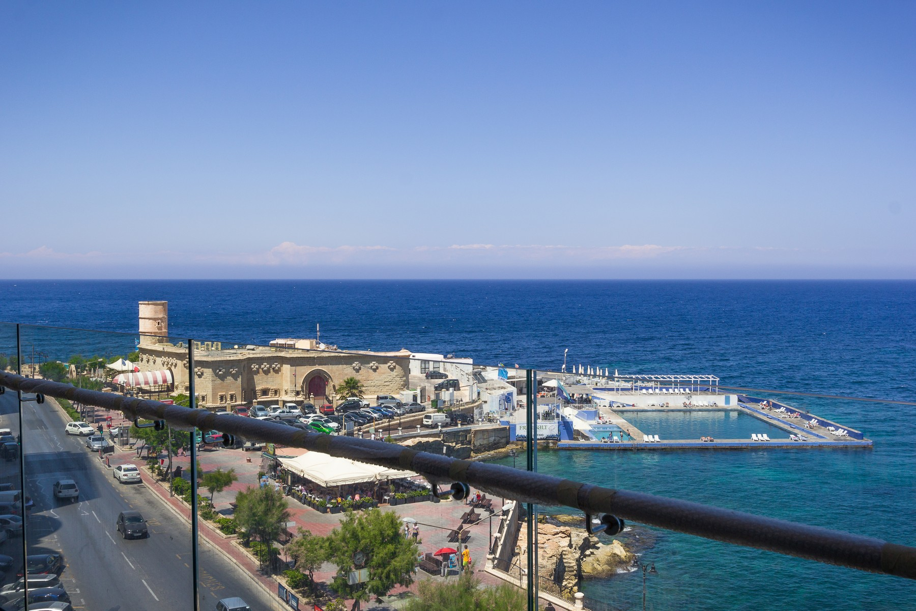 Apartment for Sale at Super Seafront Penthouse Sliema, Malta