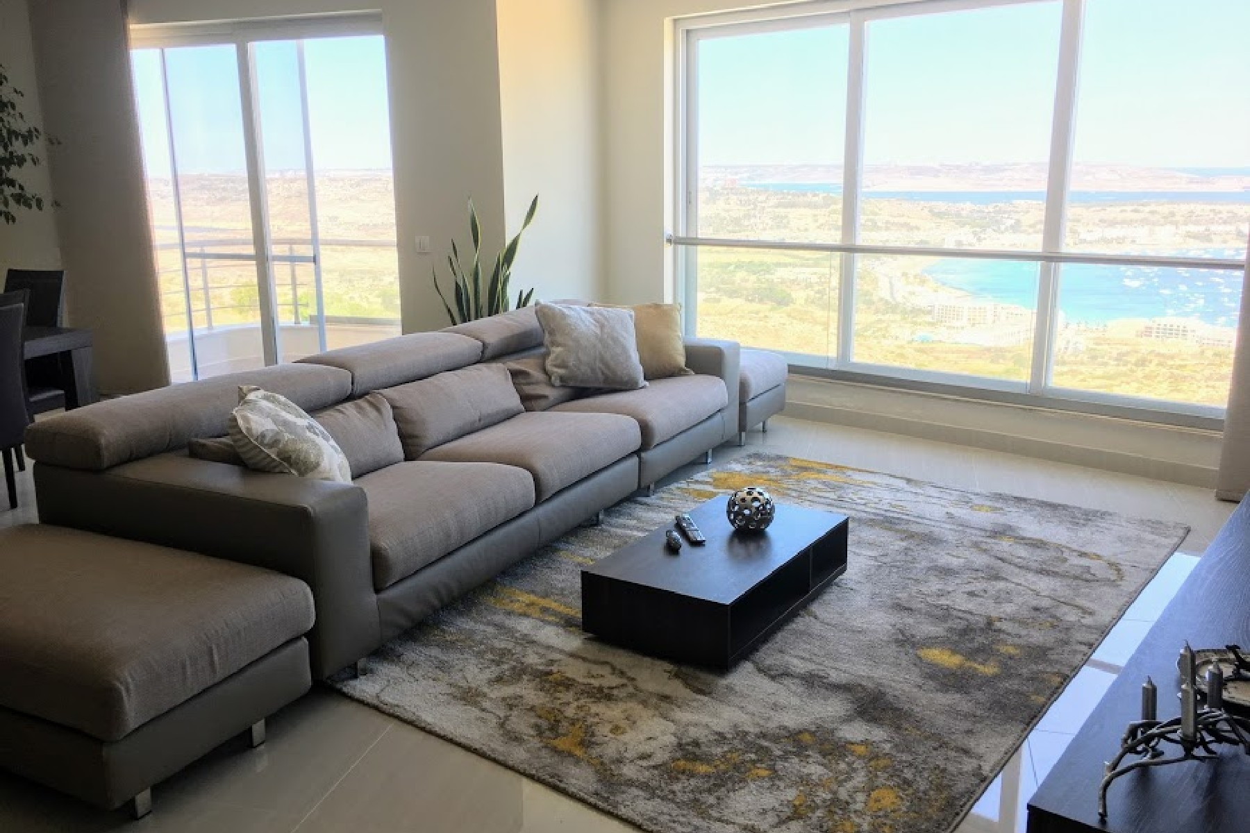 Apartment for Rent at Furnished Apartment Mellieha, Malta