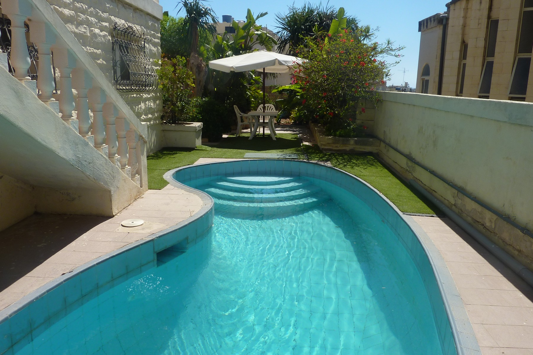 独户住宅 为 销售 在 Semi-detached Villa Gzira, 马尔他