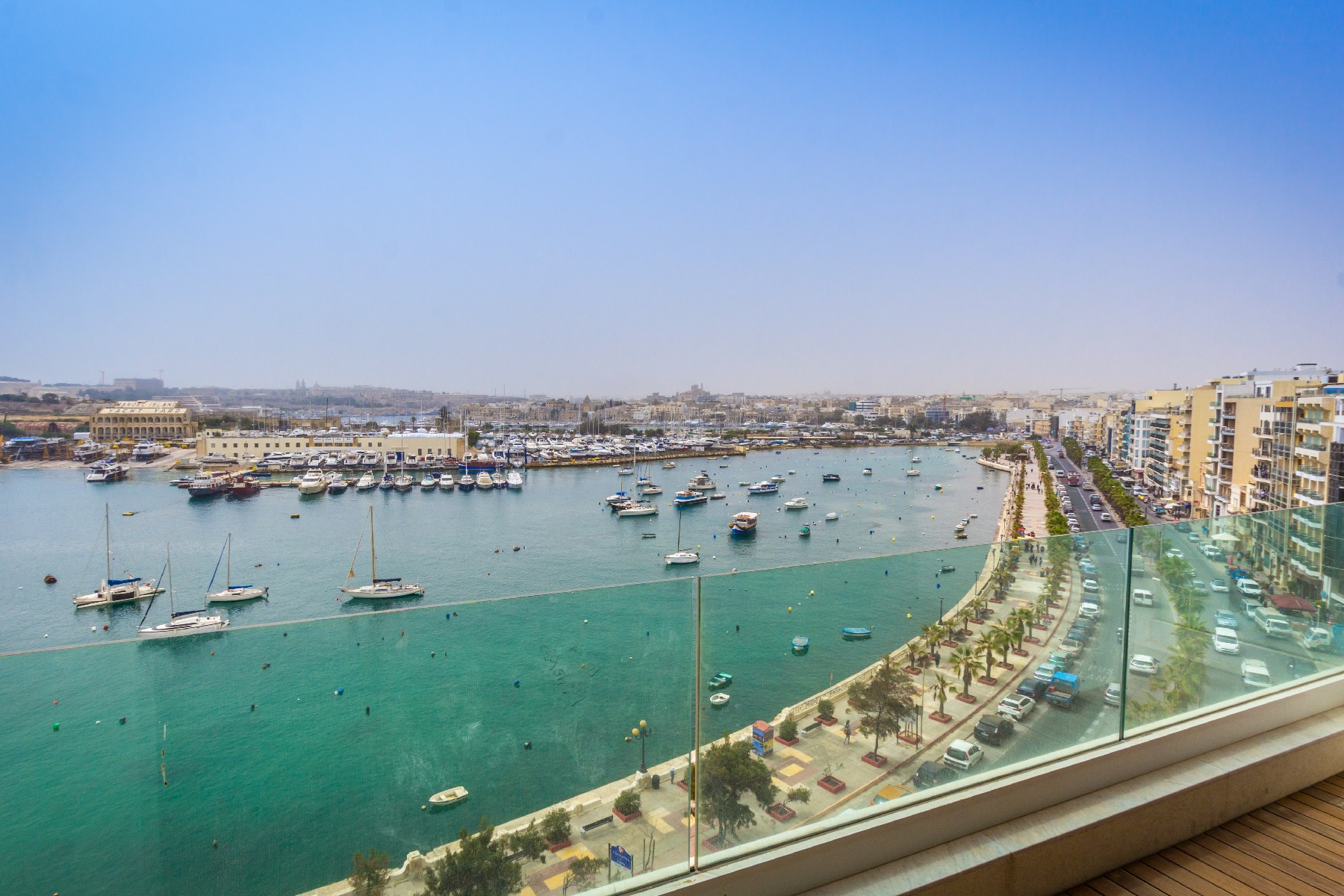 Apartment for Sale at Large Seafront Apartment Sliema, Malta
