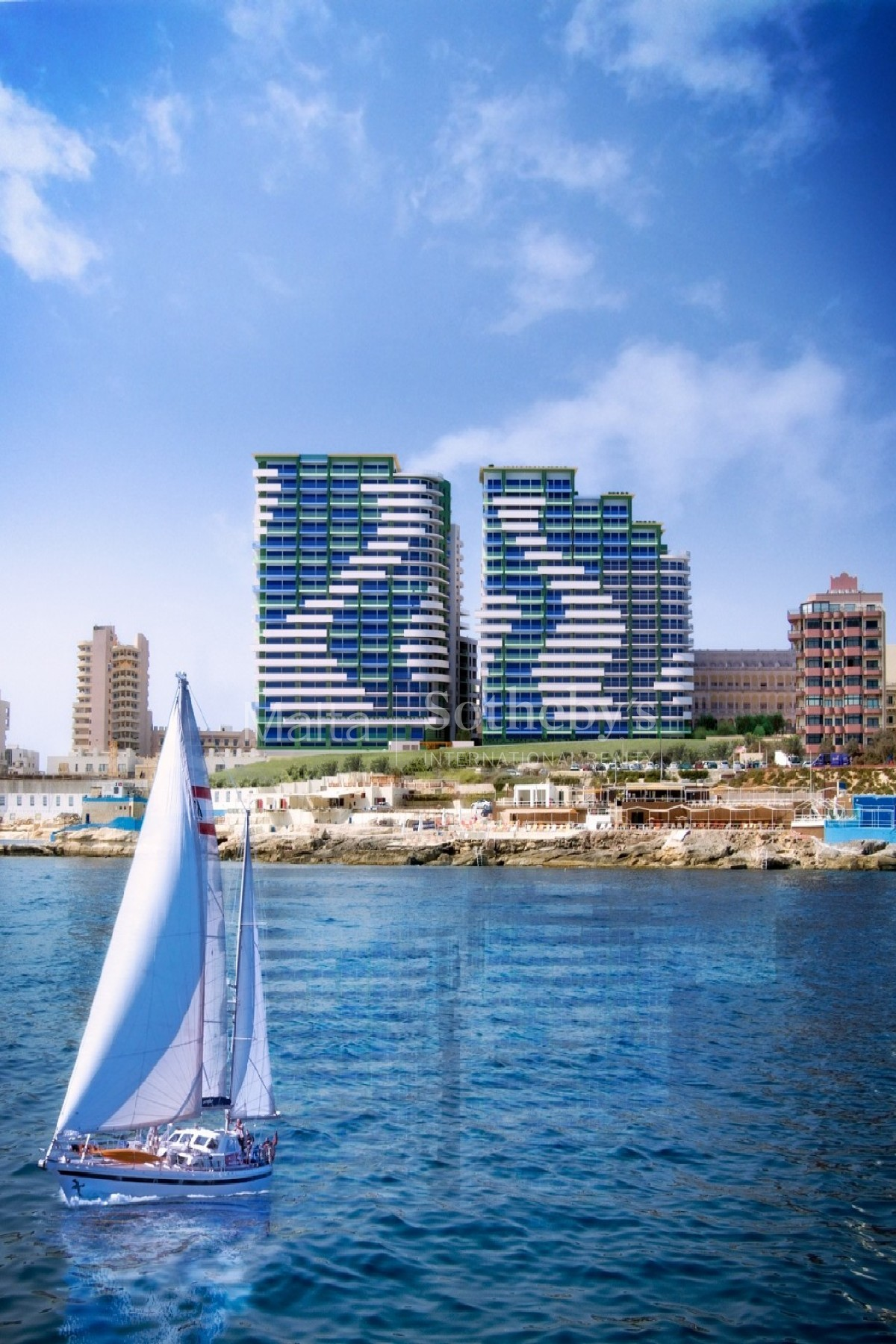 Seaview Apartment Sliema, Malta Malta