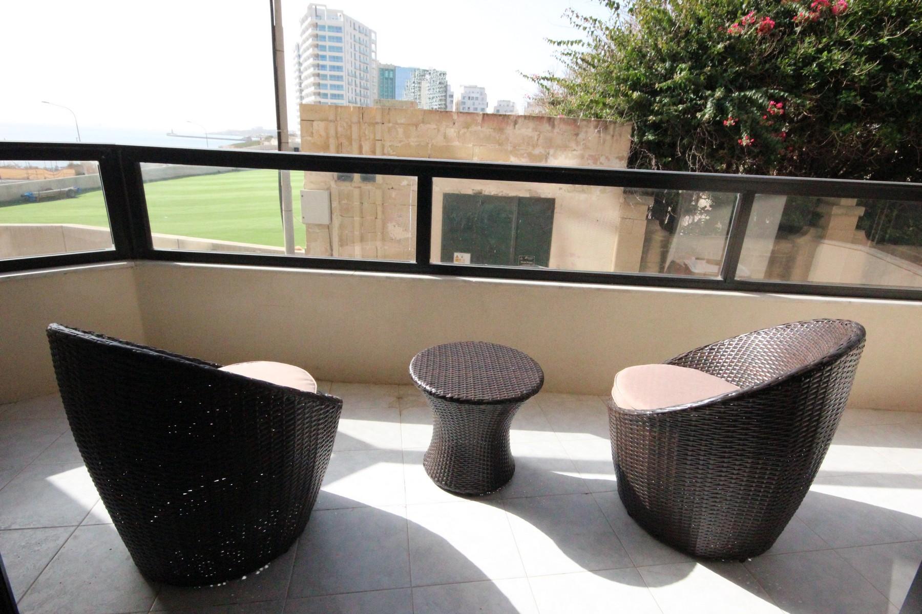 Apartments 为 出租 在 Apartment Sliema, Malta 马尔他