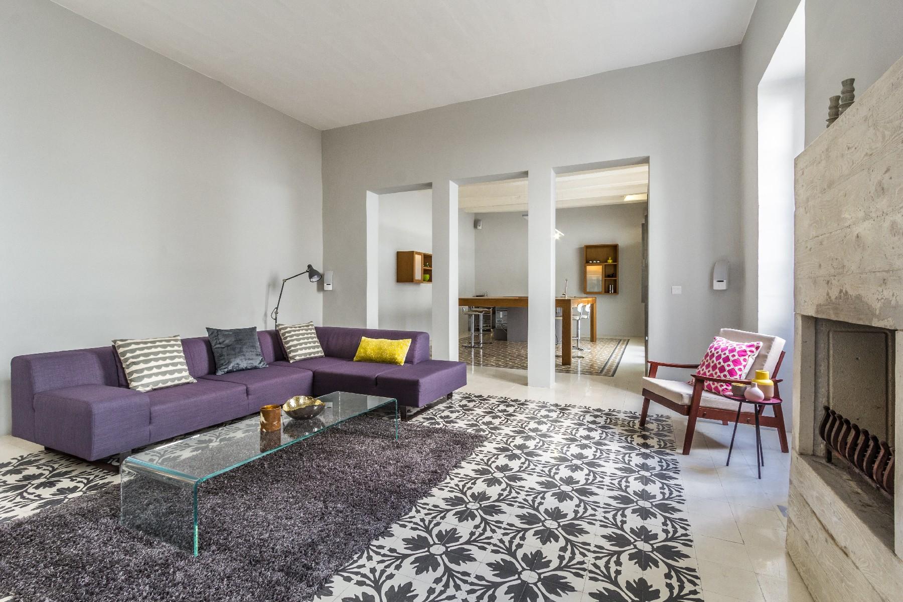 شقة للـ Rent في Designer Apartment Valletta, Malta