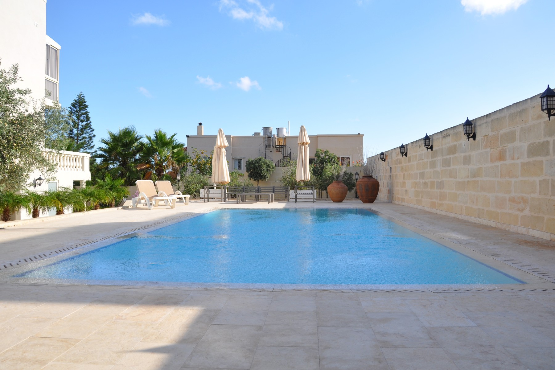 Single Family Home for Rent at Fully Detached Villa Madliena, Malta