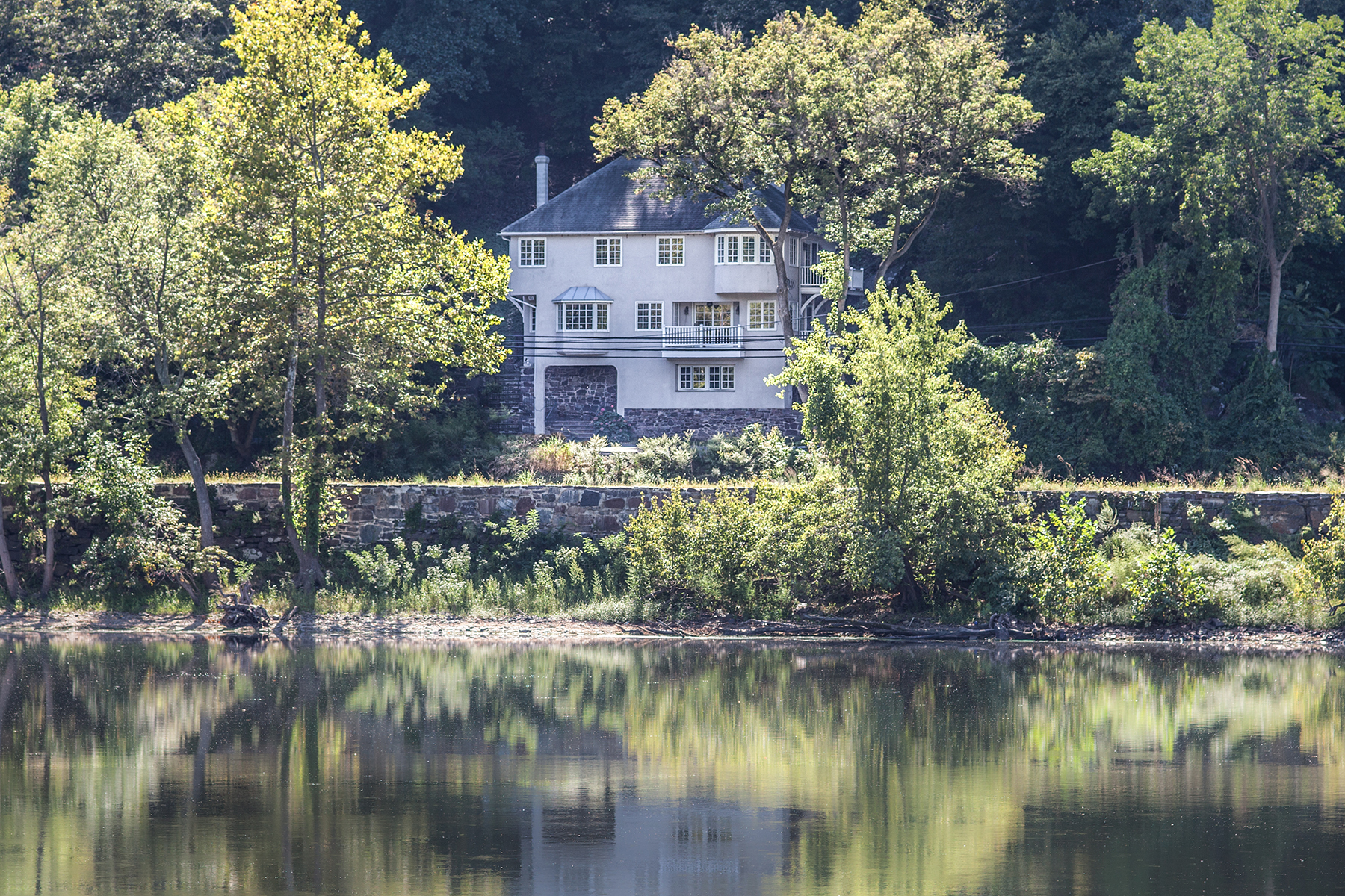 Single Family Home for Sale at Riverview Residence 4386 RIVER RD New Hope, Pennsylvania, 18938 United States