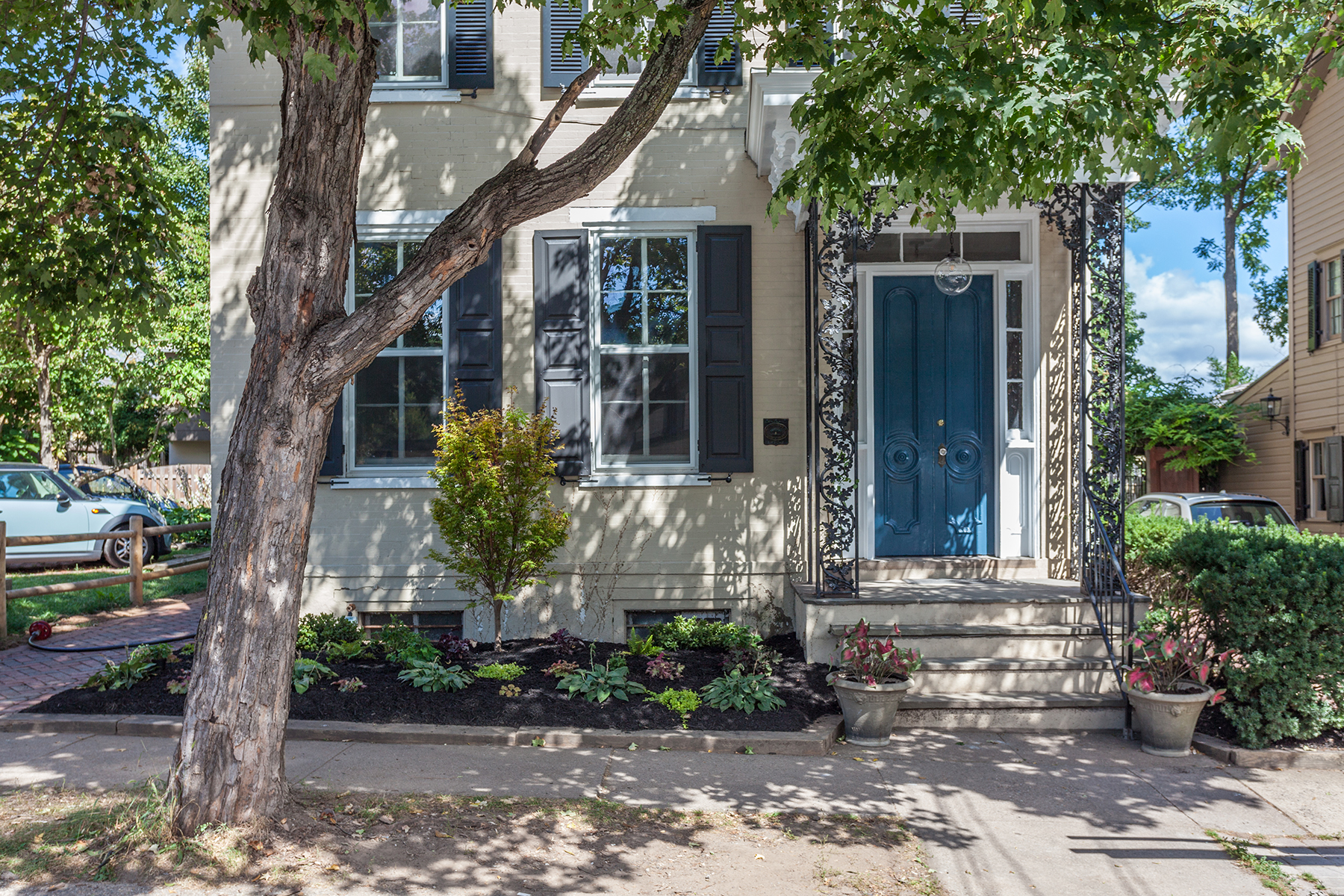 Single Family Home for Rent at All-New Apartment 72 W BRIDGE ST #B B New Hope, Pennsylvania 18938 United States