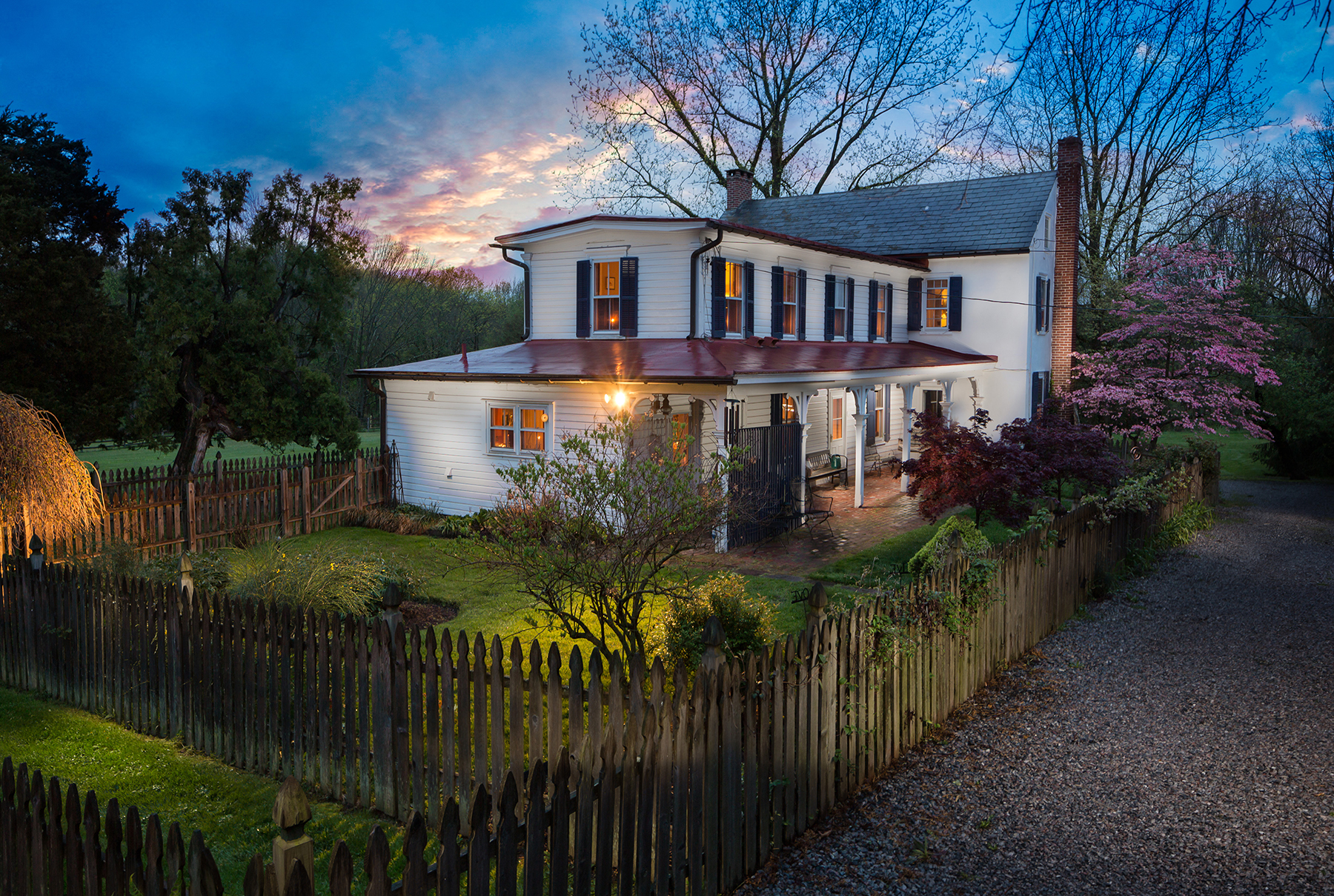 Single Family Home for Sale at Groth Hill Farm 2903 DURHAM RD Doylestown, Pennsylvania, 18902 United States