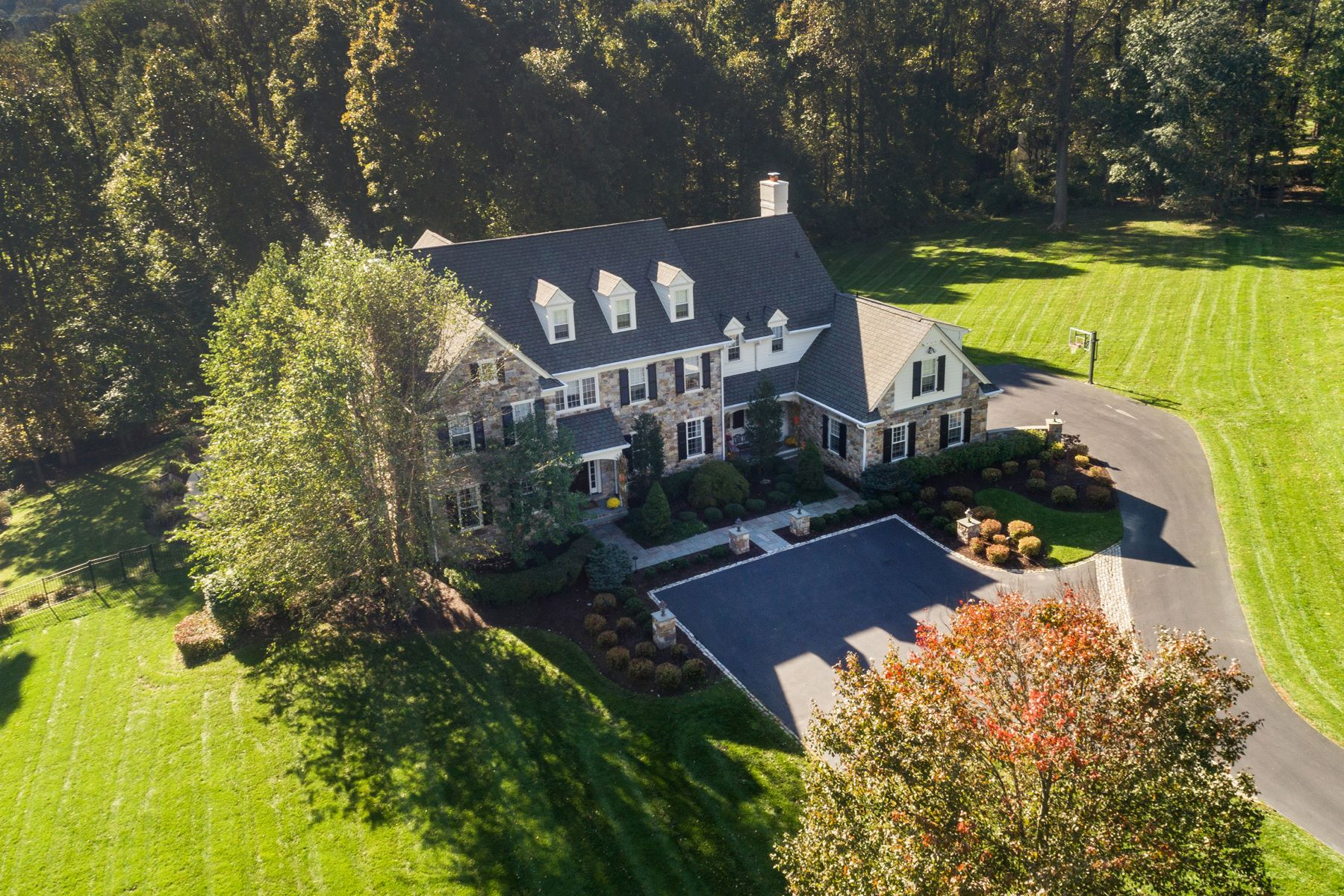 Single Family Home for Sale at 44 Farrier Ln 44 FARRIER LN Newtown Square, Pennsylvania 19073 United States