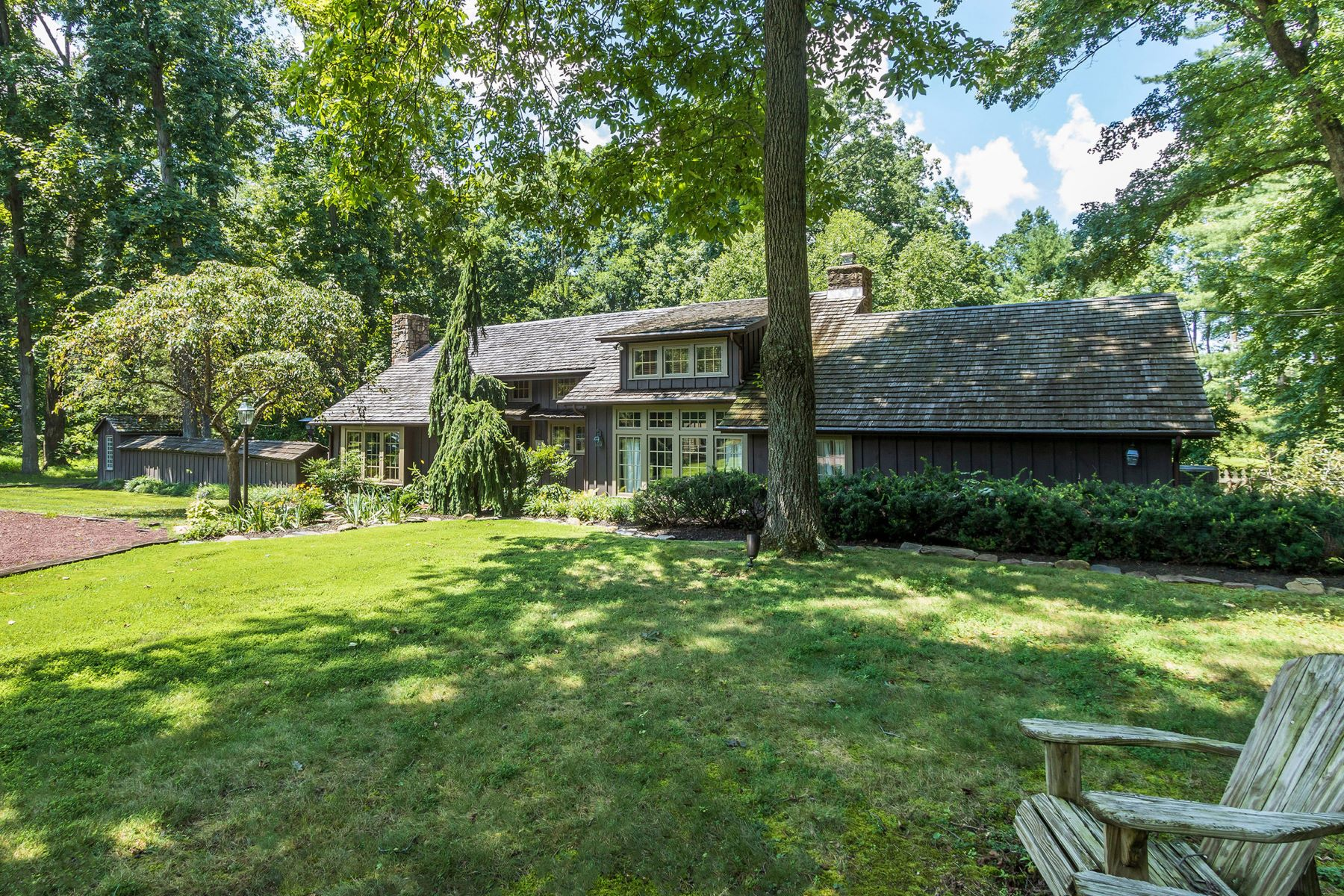Single Family Homes for Sale at 4818 COLD SPRING CREAMERY RD Doylestown, Pennsylvania 18902 United States