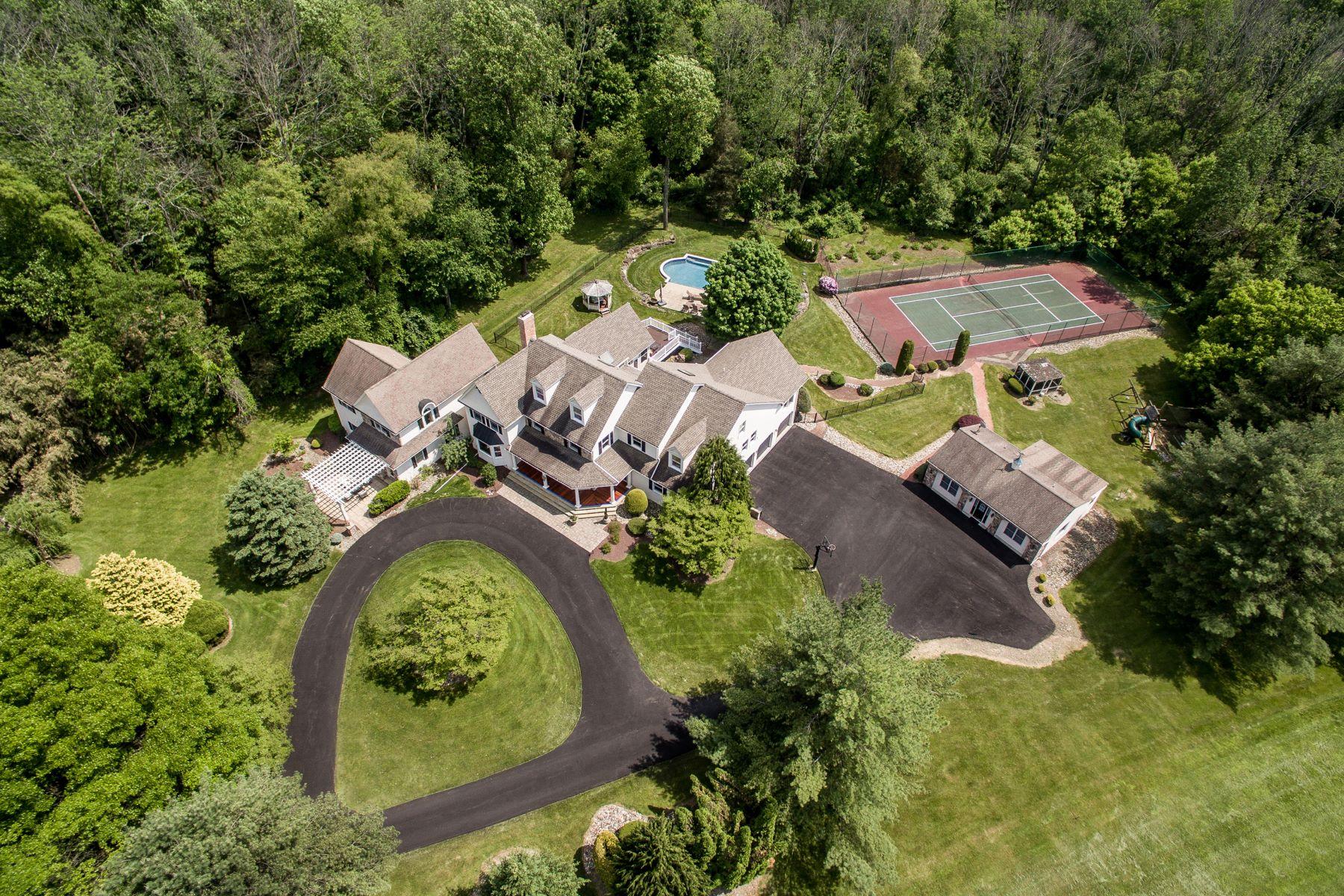 Maison unifamiliale pour l Vente à Dreamfield 1260 GRENOBLE RD, Northampton, Pennsylvanie 18974 États-Unis