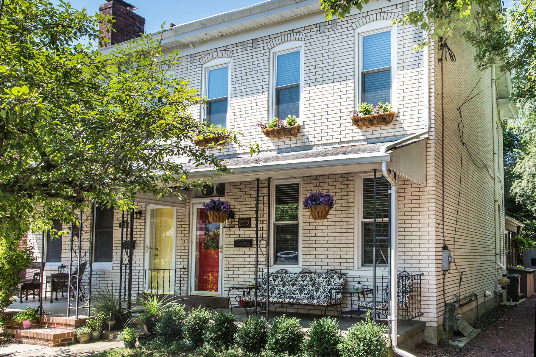 House for Sale at Union Street Gem 265 N UNION ST Lambertville, New Jersey 08530 United States