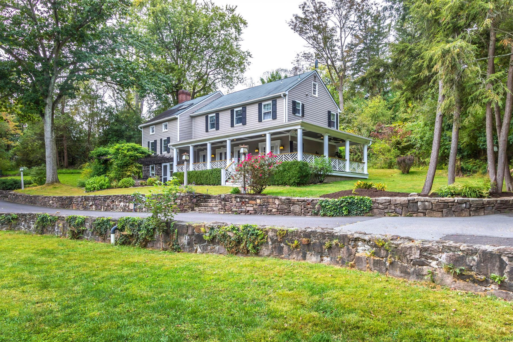 Single Family Homes for Sale at Lambertville, New Jersey 08530 United States