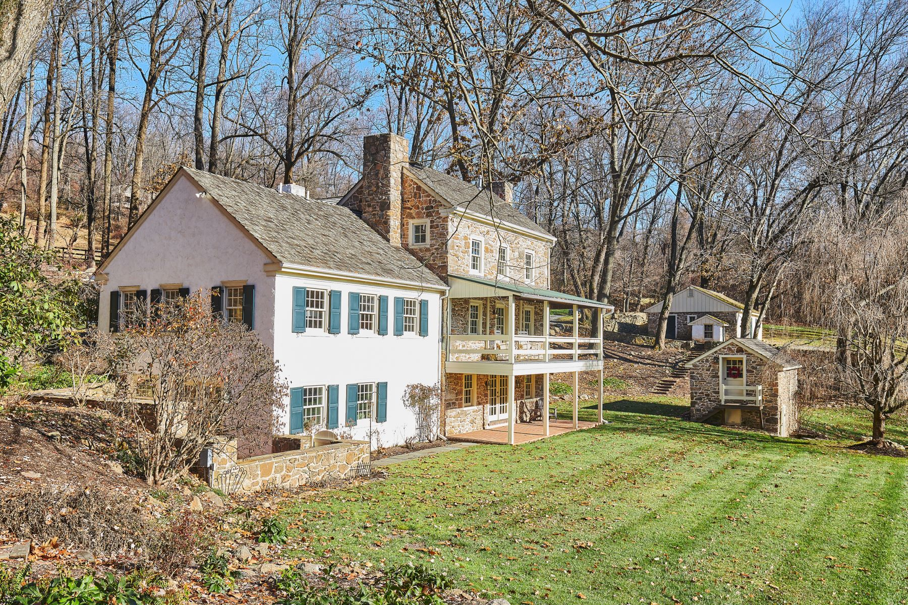 Single Family Homes pour l Vente à Spring City, Pennsylvanie 19475 États-Unis