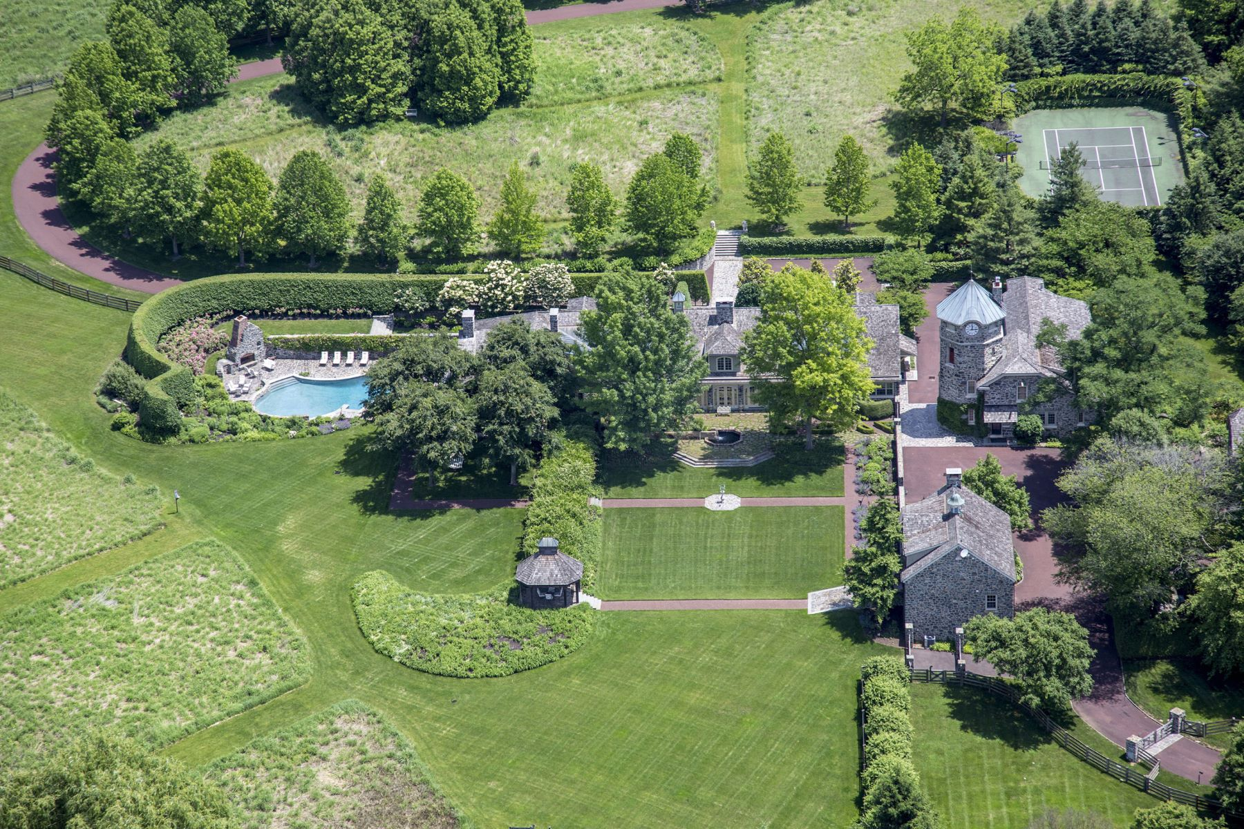 for Sale at Albermarle Compound 770 GODFREY RD Villanova, Pennsylvania 19085 United States
