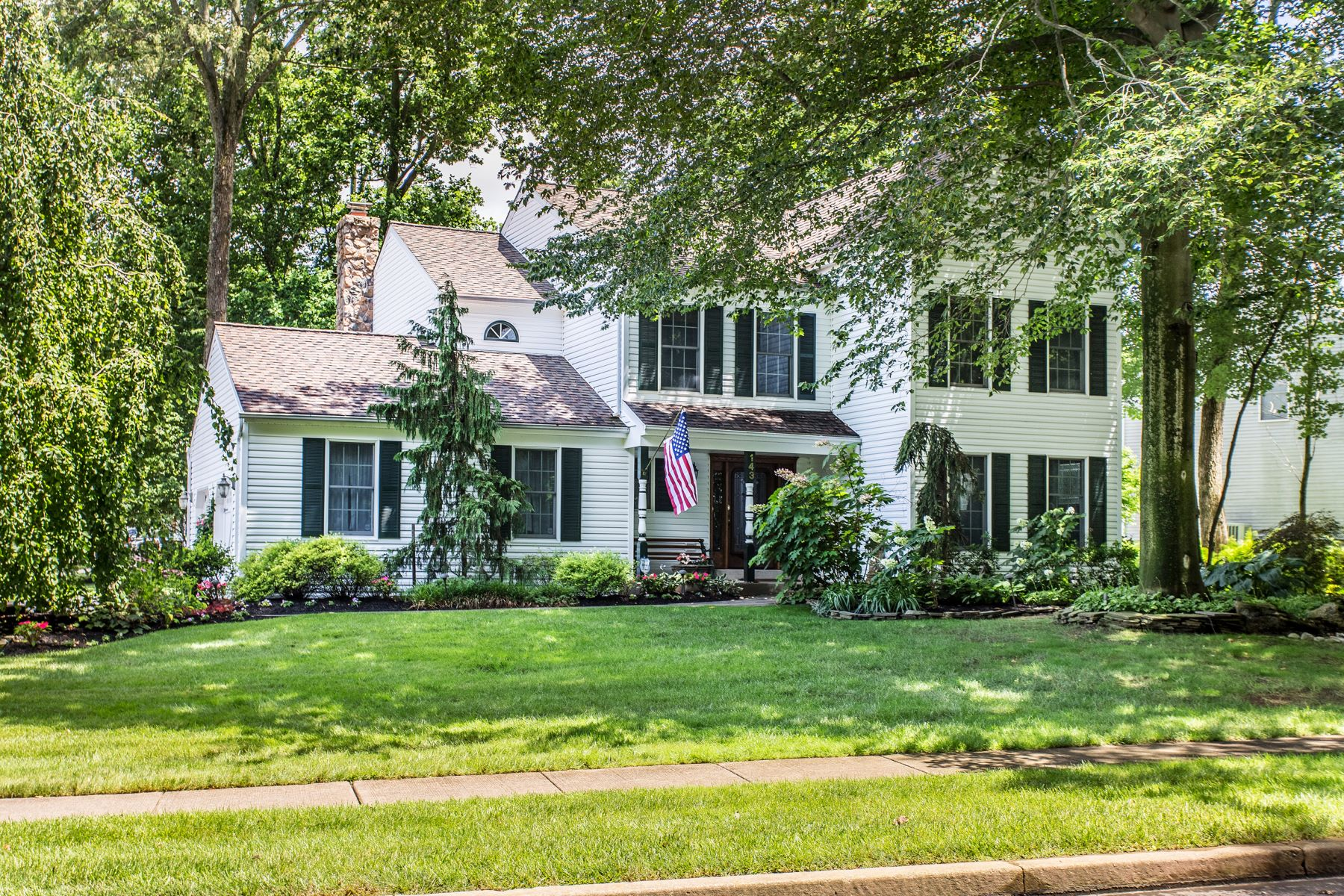واحد منزل الأسرة للـ Sale في 143 Claremont Dr Lansdale, Pennsylvania, 19446 United States