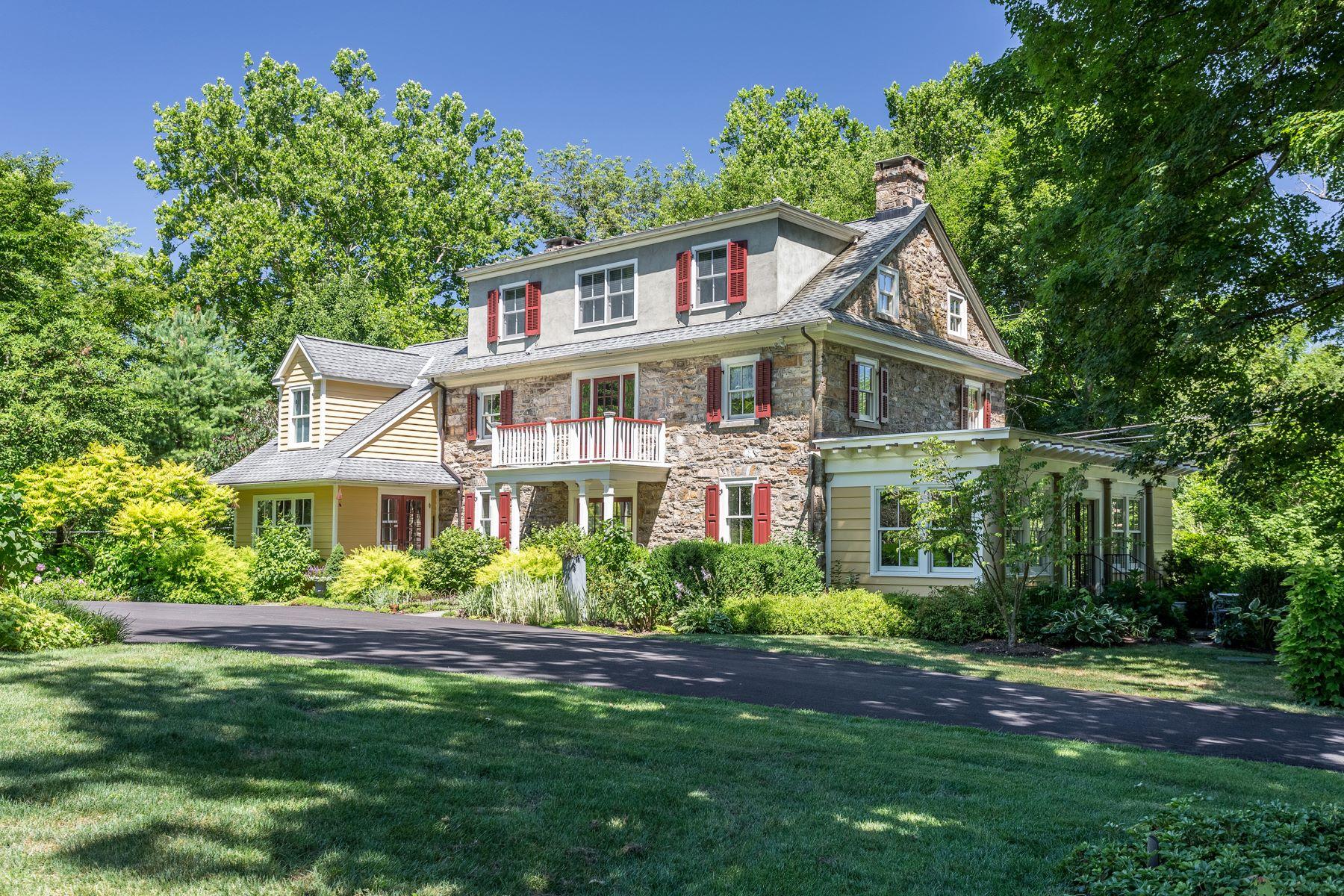 Частный односемейный дом для того Продажа на 15 Coffeetown Rd Easton, Пенсильвания 18042 Соединенные Штаты