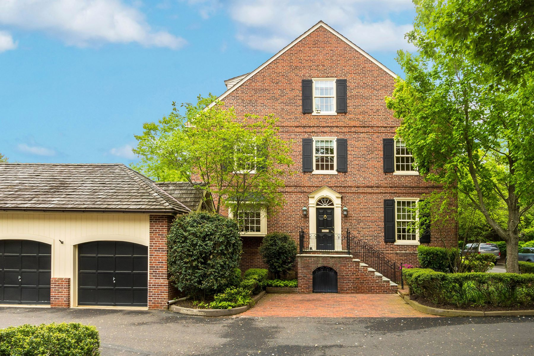 townhouses for Sale at 5 BARCLAY CT Newtown, Pennsylvania 18940 United States
