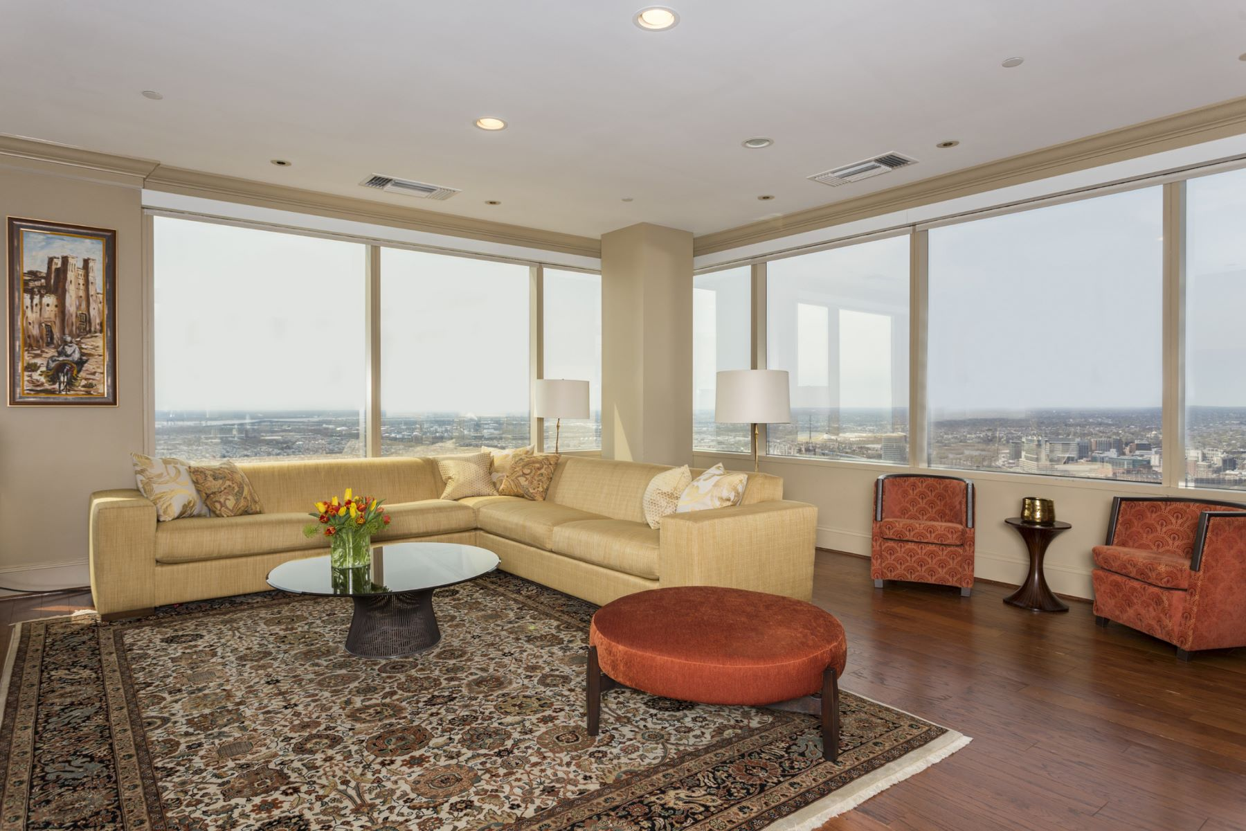 Condominium for Rent at Two Liberty Place 50 S 16TH ST #4501 4501 Philadelphia, 19102 United States