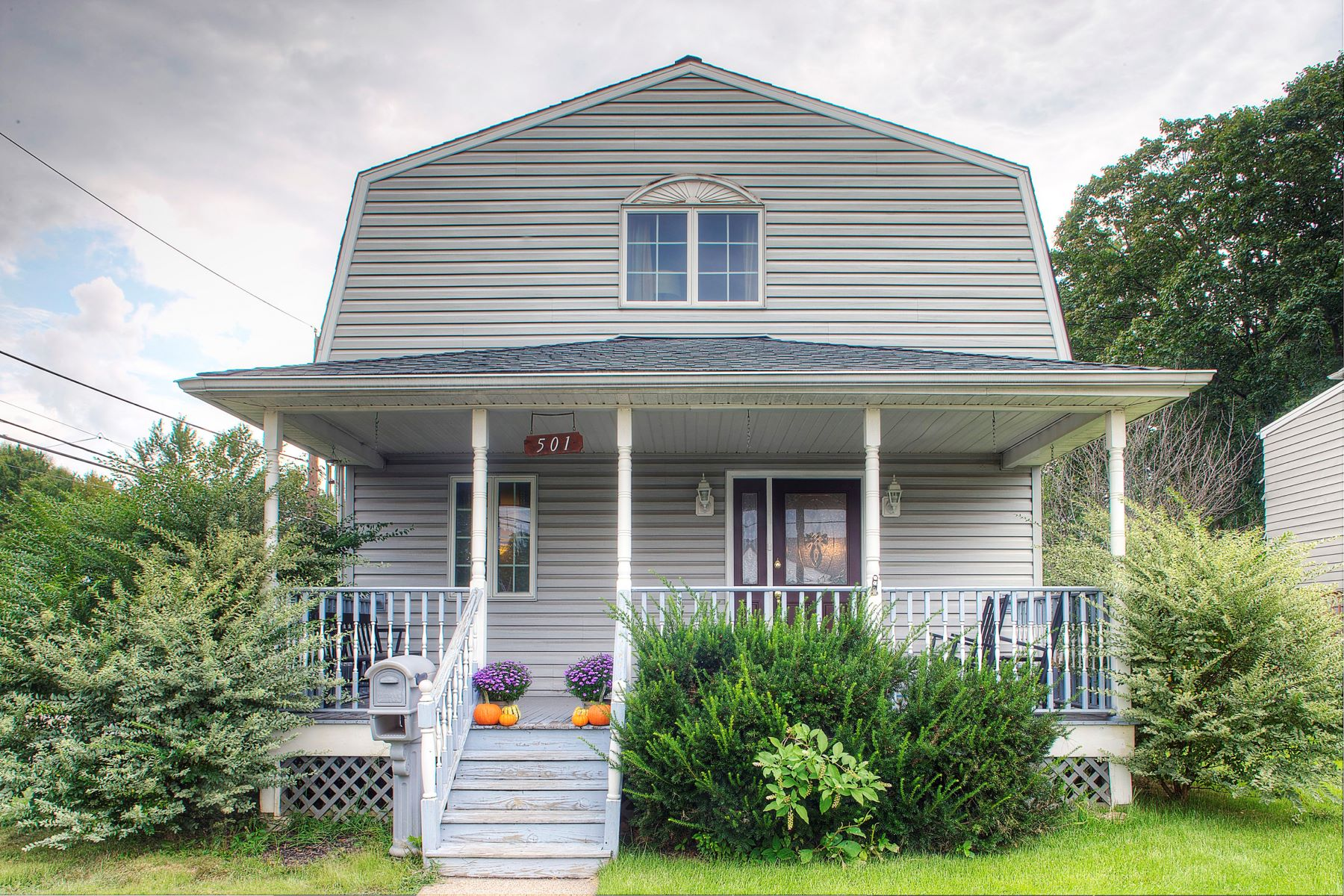 Single Family Homes for Sale at 501 E CENTER AVE Newtown, Pennsylvania 18940 United States