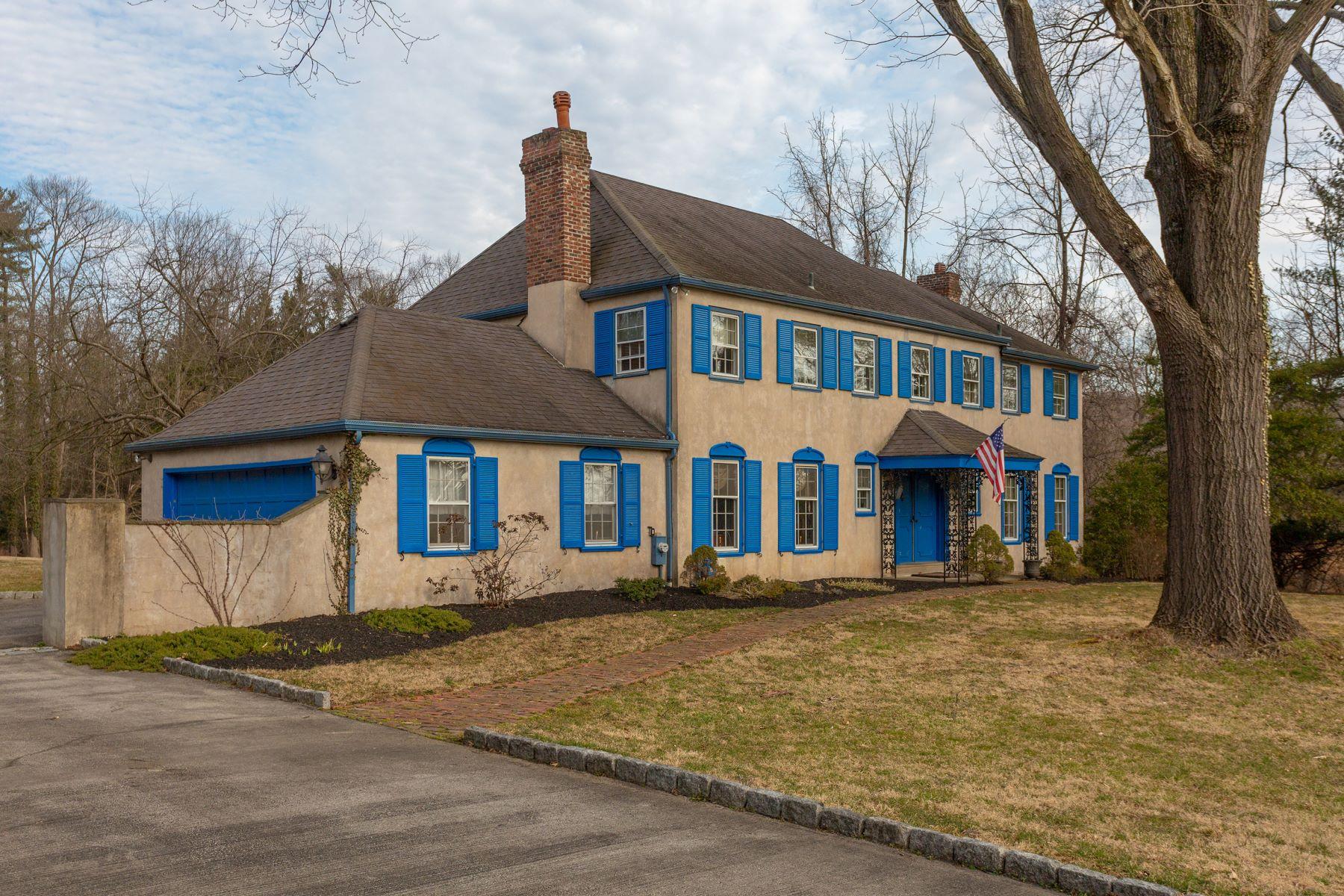 Single Family Homes für Verkauf beim Fort Washington, Pennsylvanien 19034 Vereinigte Staaten