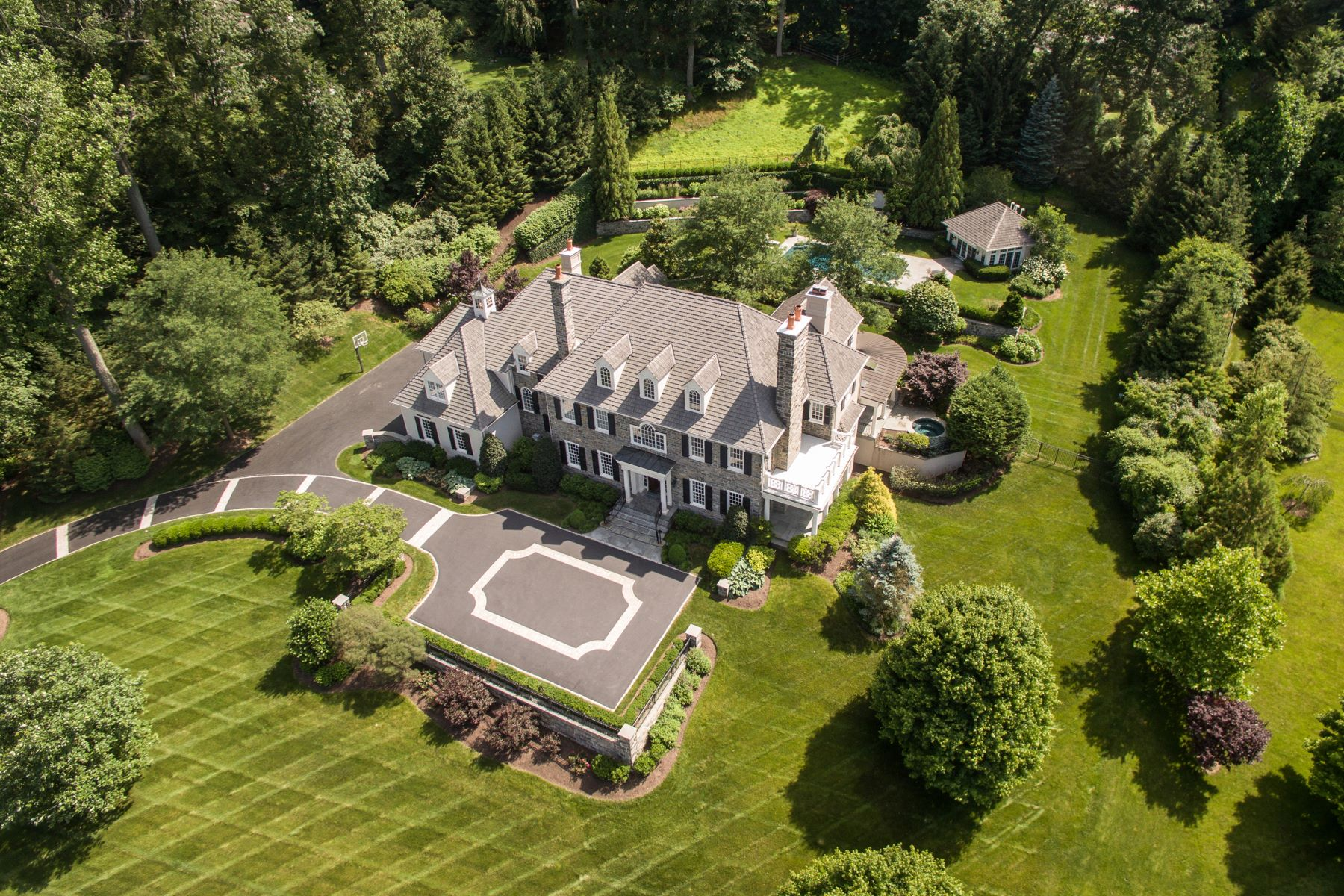 Single Family Home for Sale at 103 Mill View Ln Newtown Square, Pennsylvania 19073 United States