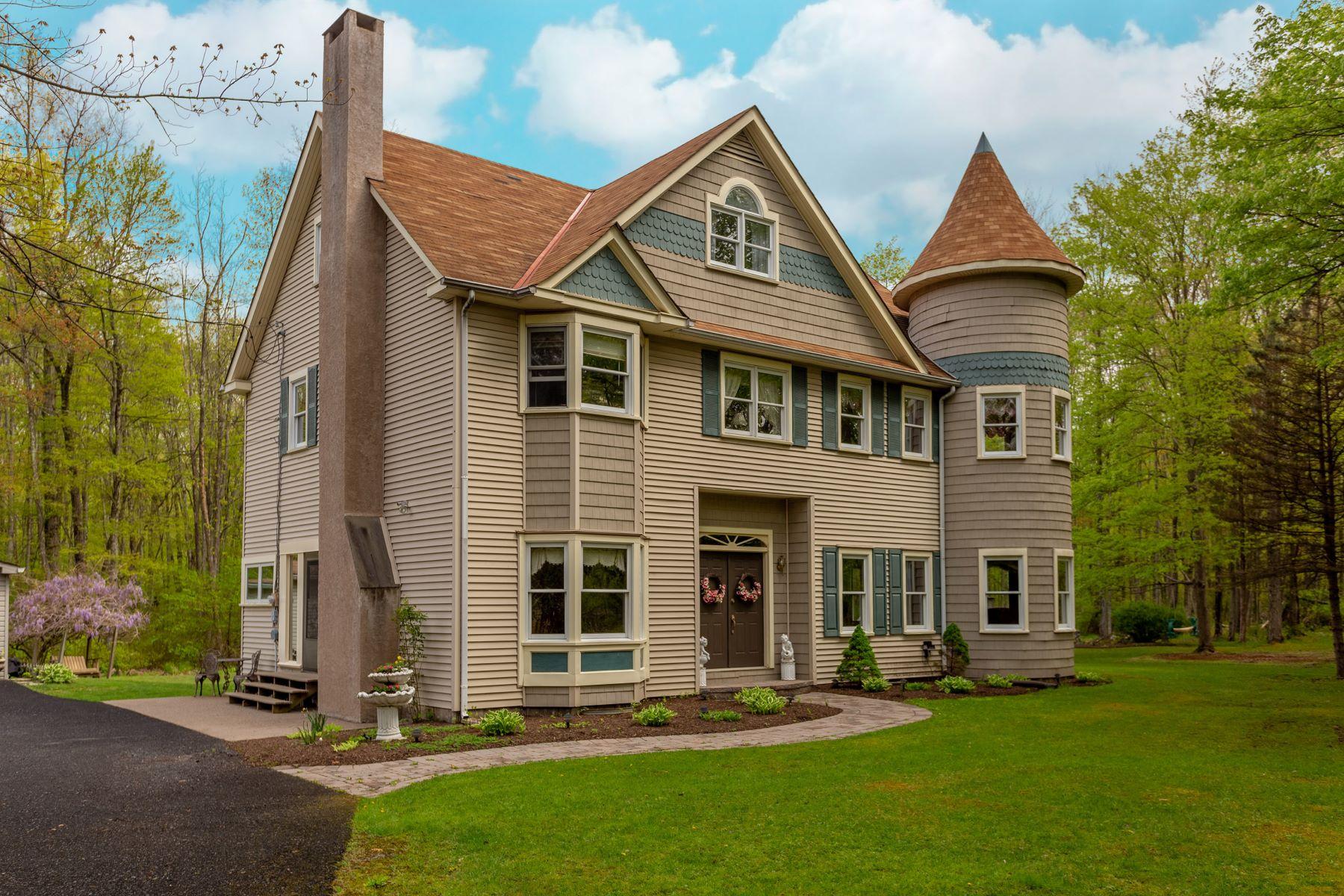 Single Family Homes for Sale at 1023 BRIDGETON HILL RD Upper Black Eddy, Pennsylvania 18972 United States
