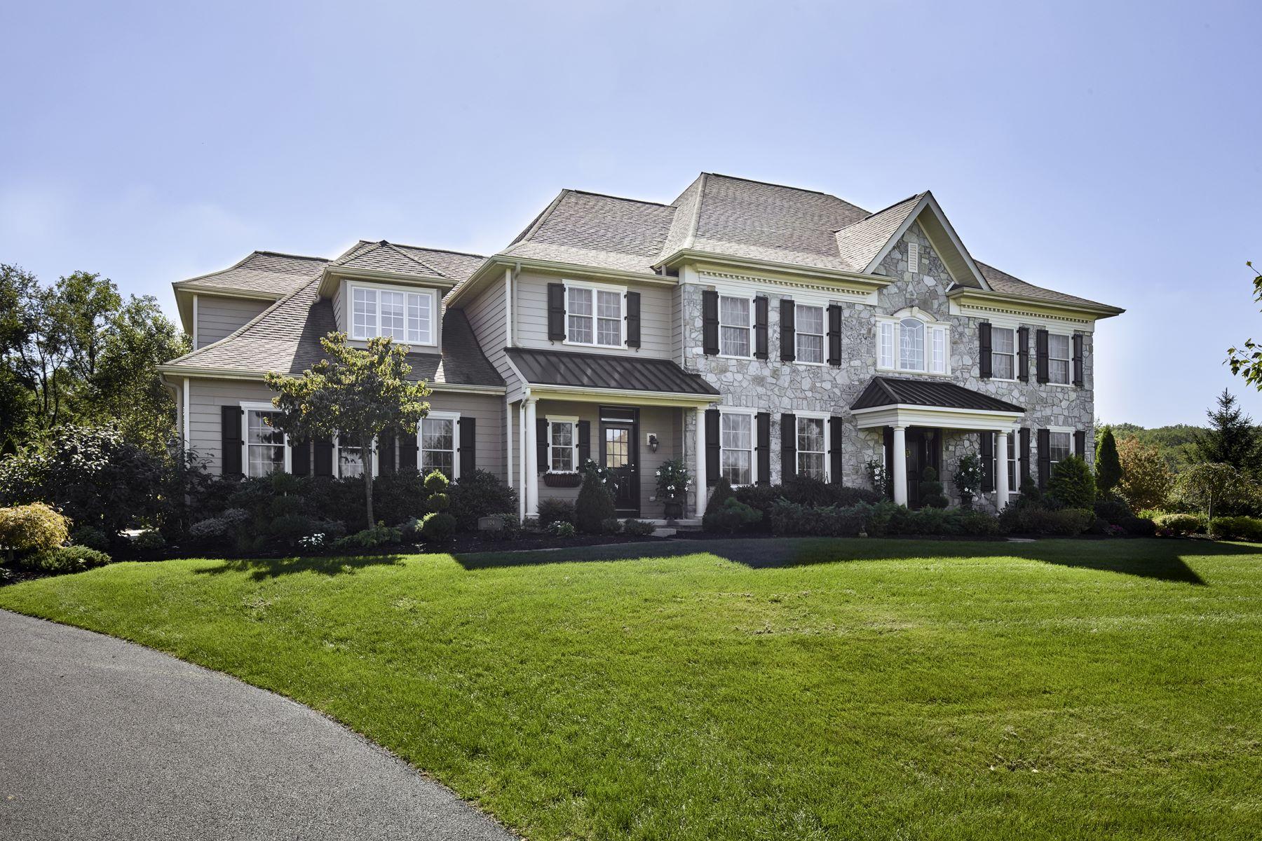 独户住宅 为 销售 在 104 Waverly Cir 菲尼克斯维尔, 宾夕法尼亚州 19460 美国