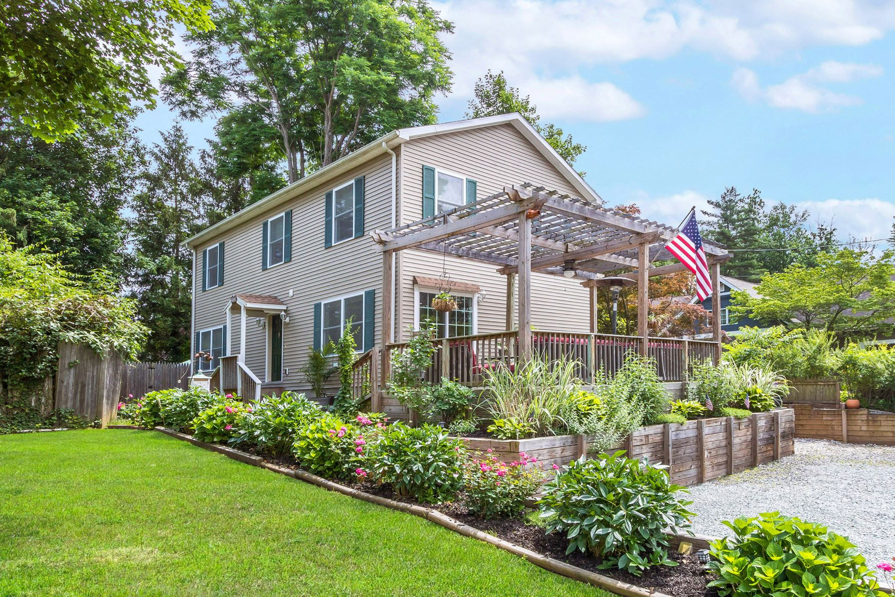 Single Family Homes por un Venta en 6 WASHINGTON AVE Titusville, Nueva Jersey 08560 Estados Unidos