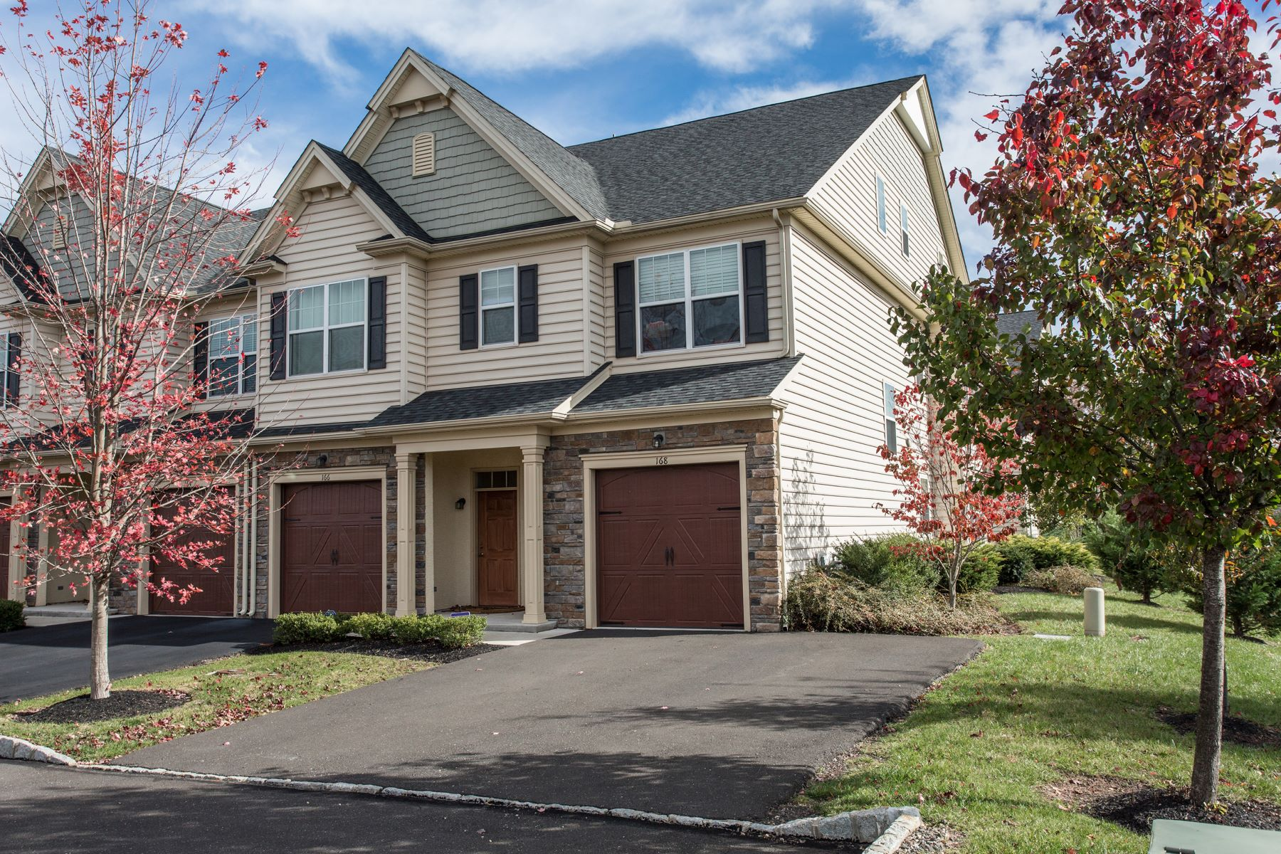 Single Family Home for Sale at The Enclave 168 SERENITY CT, Norristown, Pennsylvania, 19401 United States