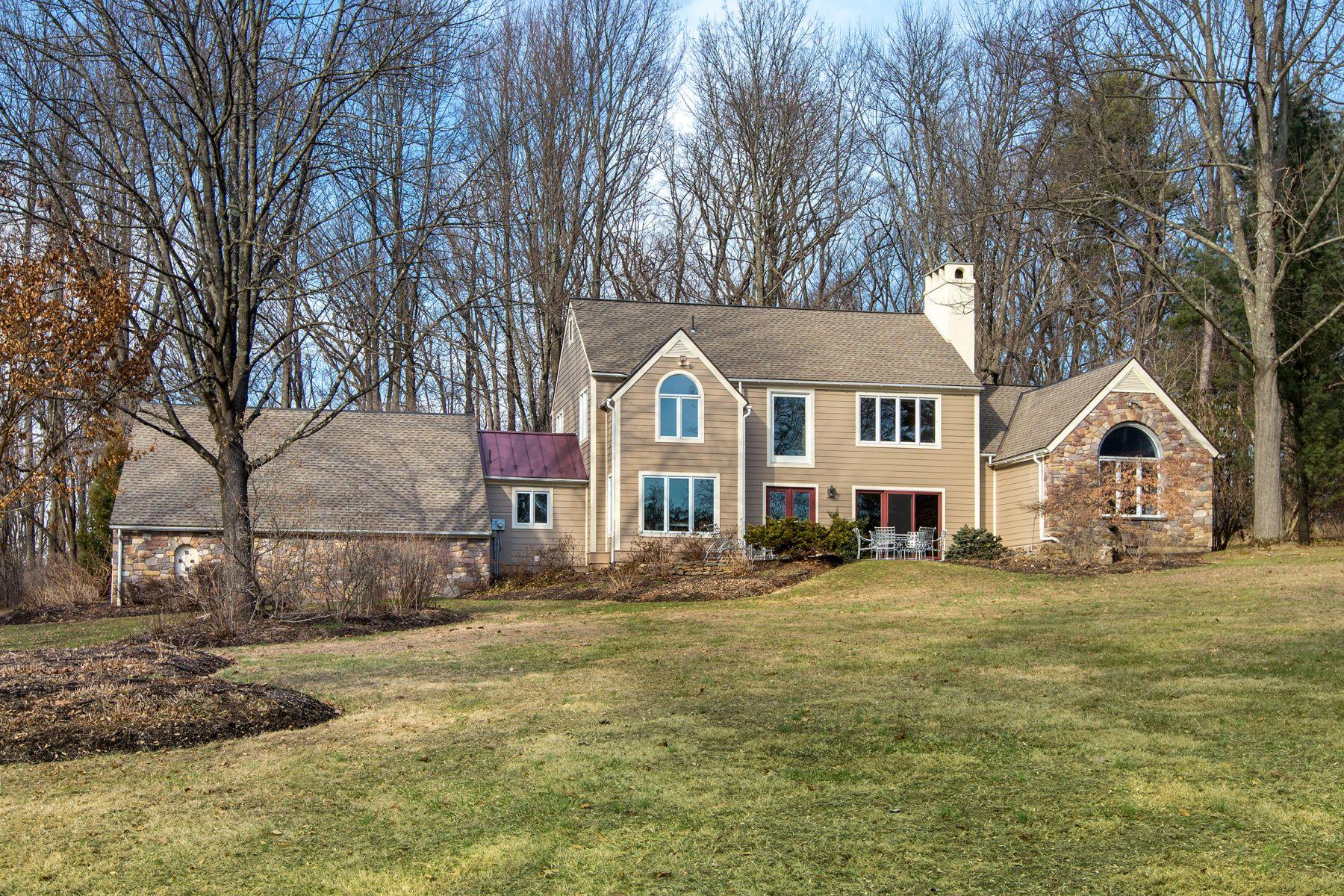 Casa Unifamiliar por un Venta en 3320 N Sugan Rd New Hope, Pennsylvania, 18938 Estados Unidos