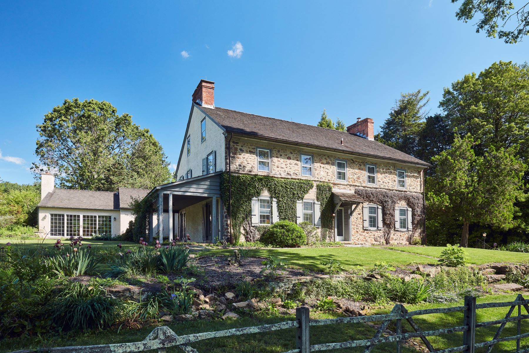 Single Family Homes for Sale at Little Brook Farm 2221 WHITE HORSE RD Berwyn, Pennsylvania 19312 United States