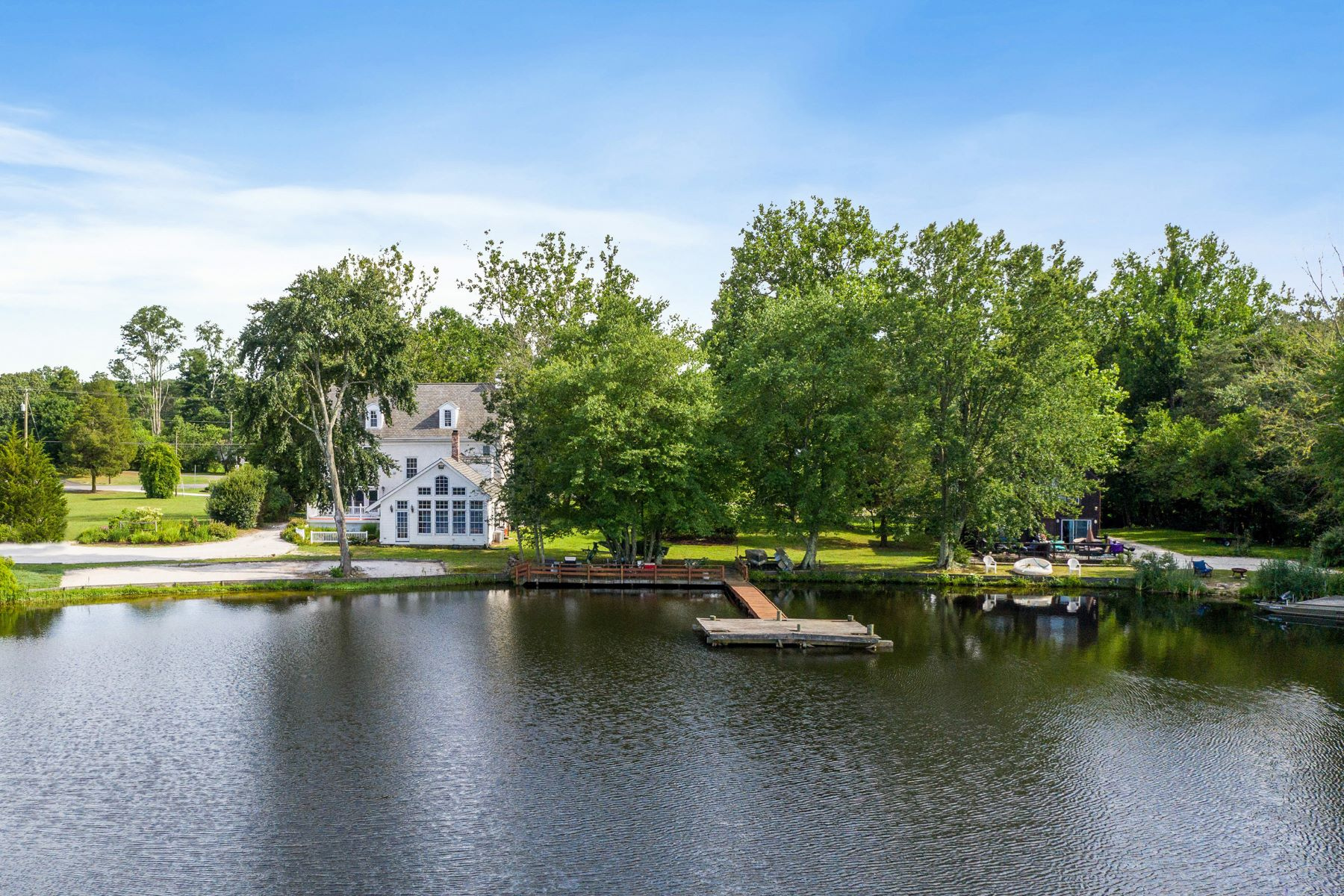 Single Family Homes for Sale at Greenwich, New Jersey 08323 United States